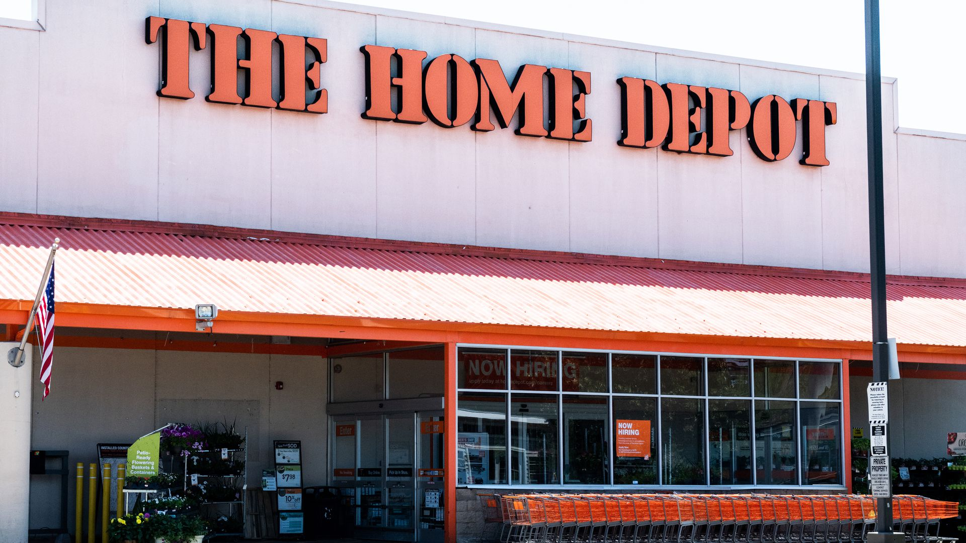 66eac6322b45 How Home Depot outplayed Amazon in the home improvement retail niche ...