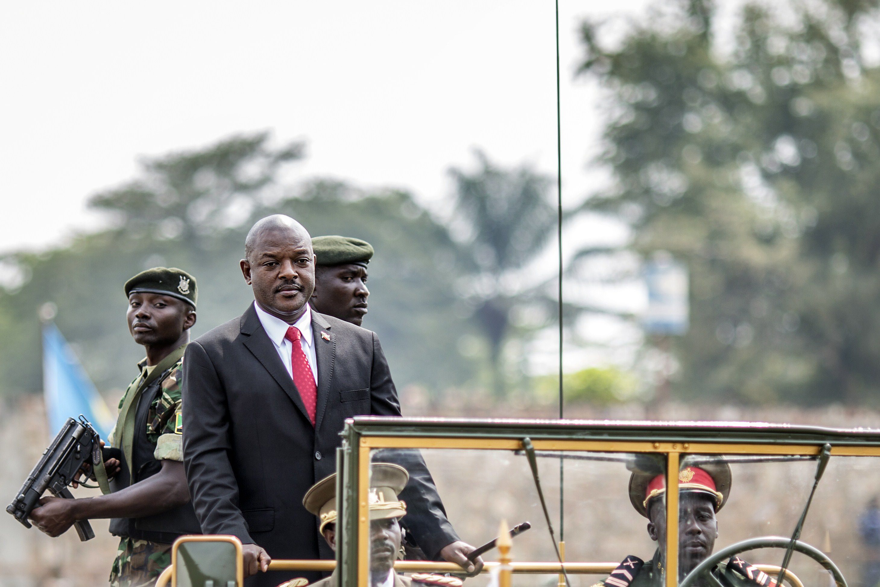 "Burundi's leader dies of ""heart attack,"" or possibly coronavirus thumbnail"