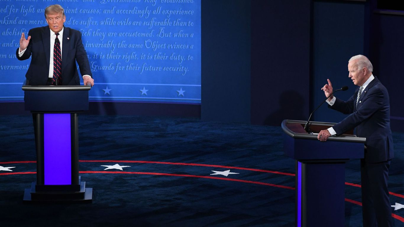 Candidates go online to cut through debate noise thumbnail