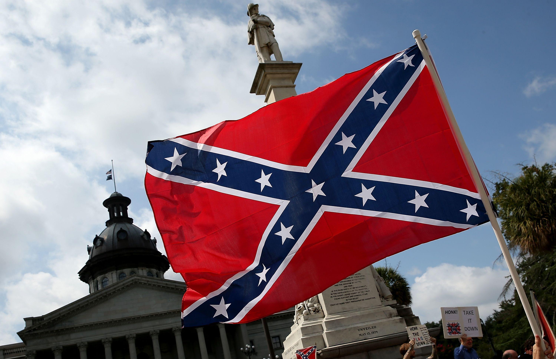 U.S. Navy to ban displays of Confederate flag thumbnail
