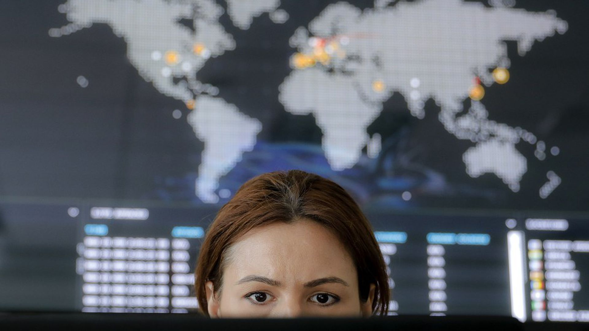 Cost of global cyber attack could match massive hurricane
