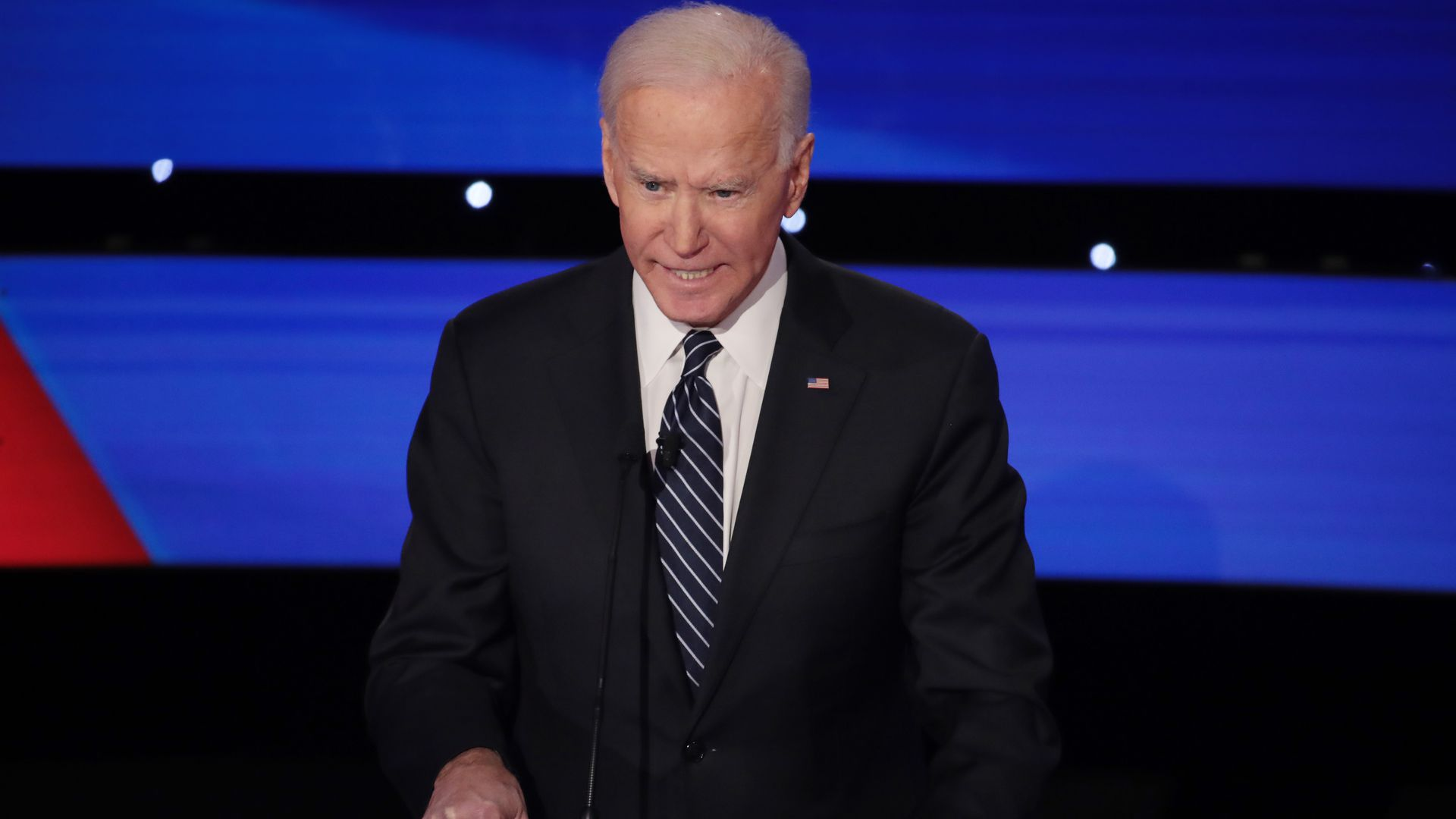 Biden wants to end Facebook's protection from liability for users' content