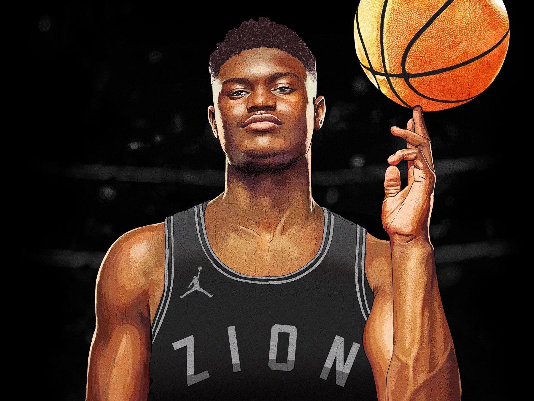 Zion Williamson poster