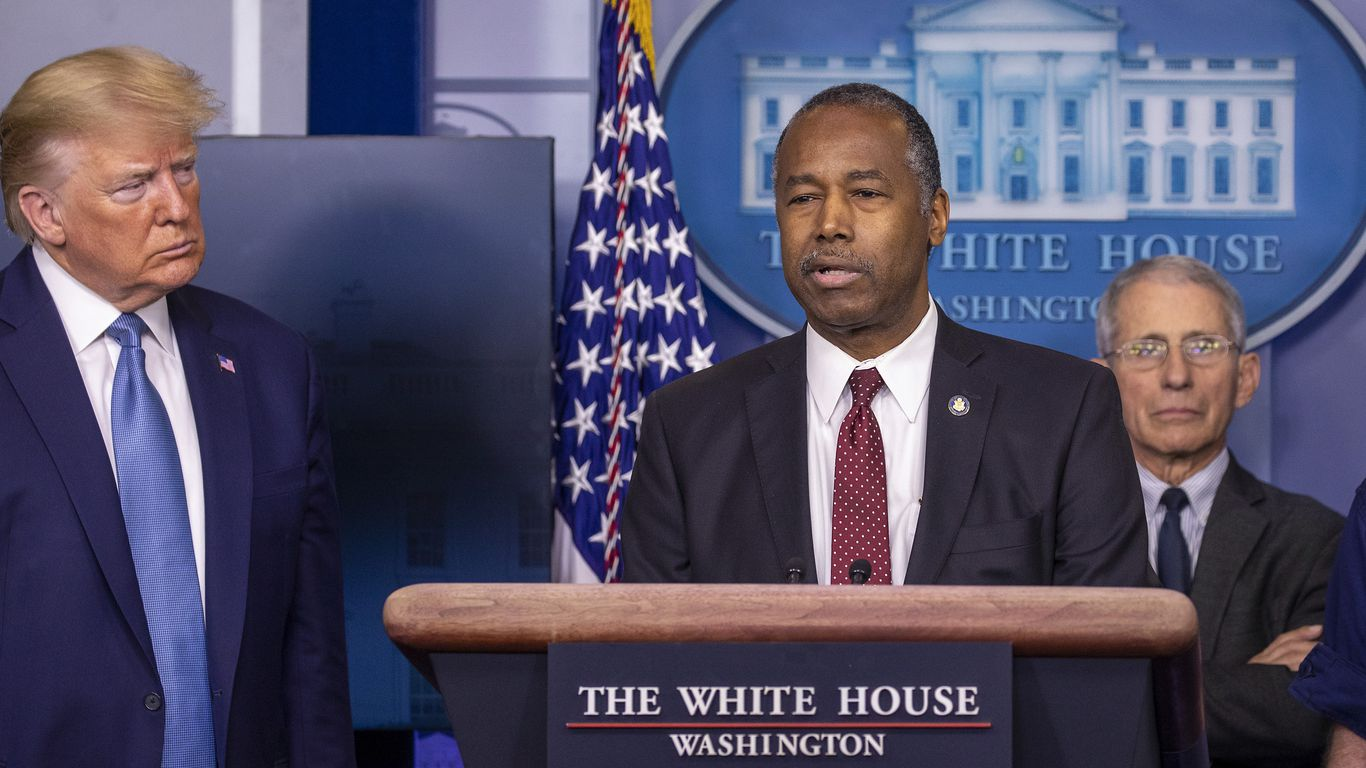 Ben Carson forms PAC to stay engaged in GOP politics thumbnail