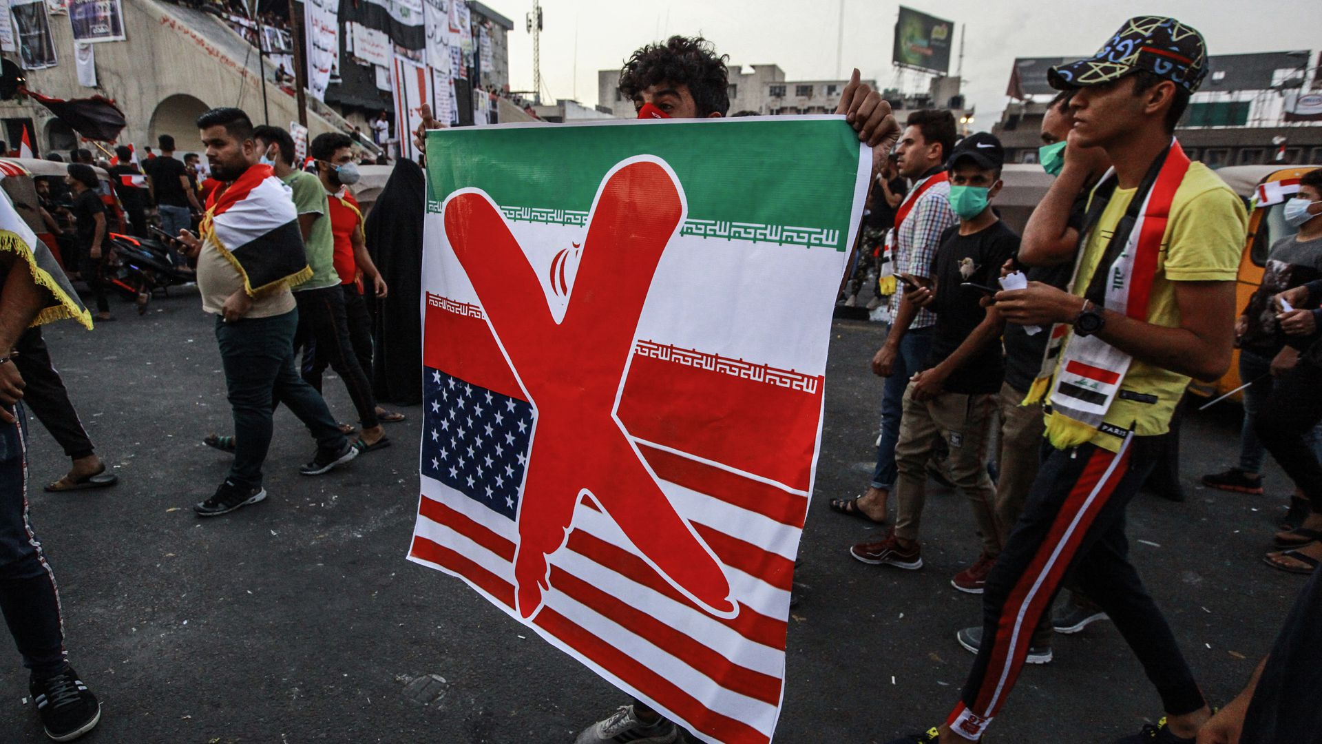 Secret cables expose Iran's influence-building in Iraq at U.S. expense