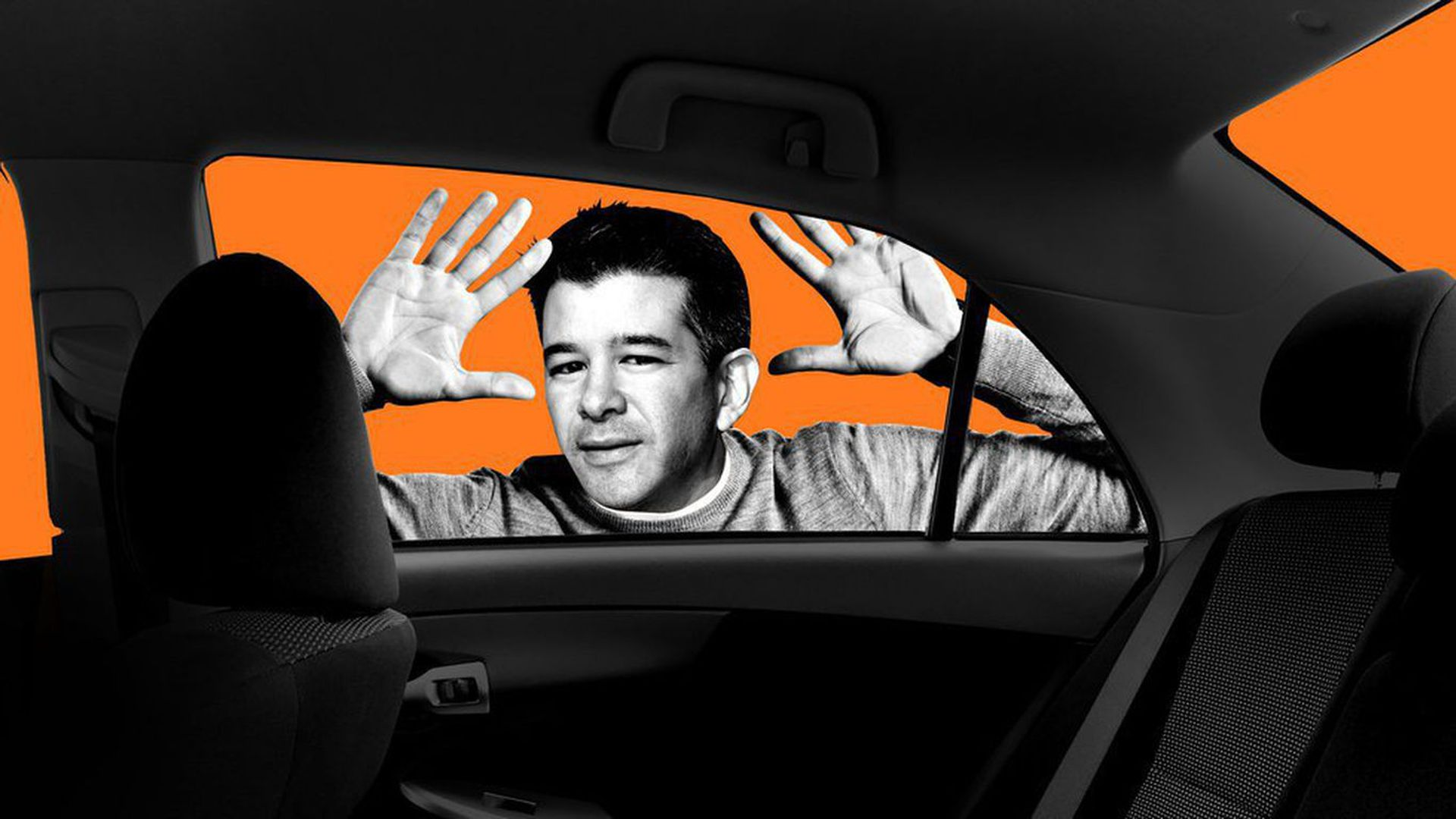 Travis Kalanick and Uber's other co-founders may not help ring the NYSE's IPO bell next month