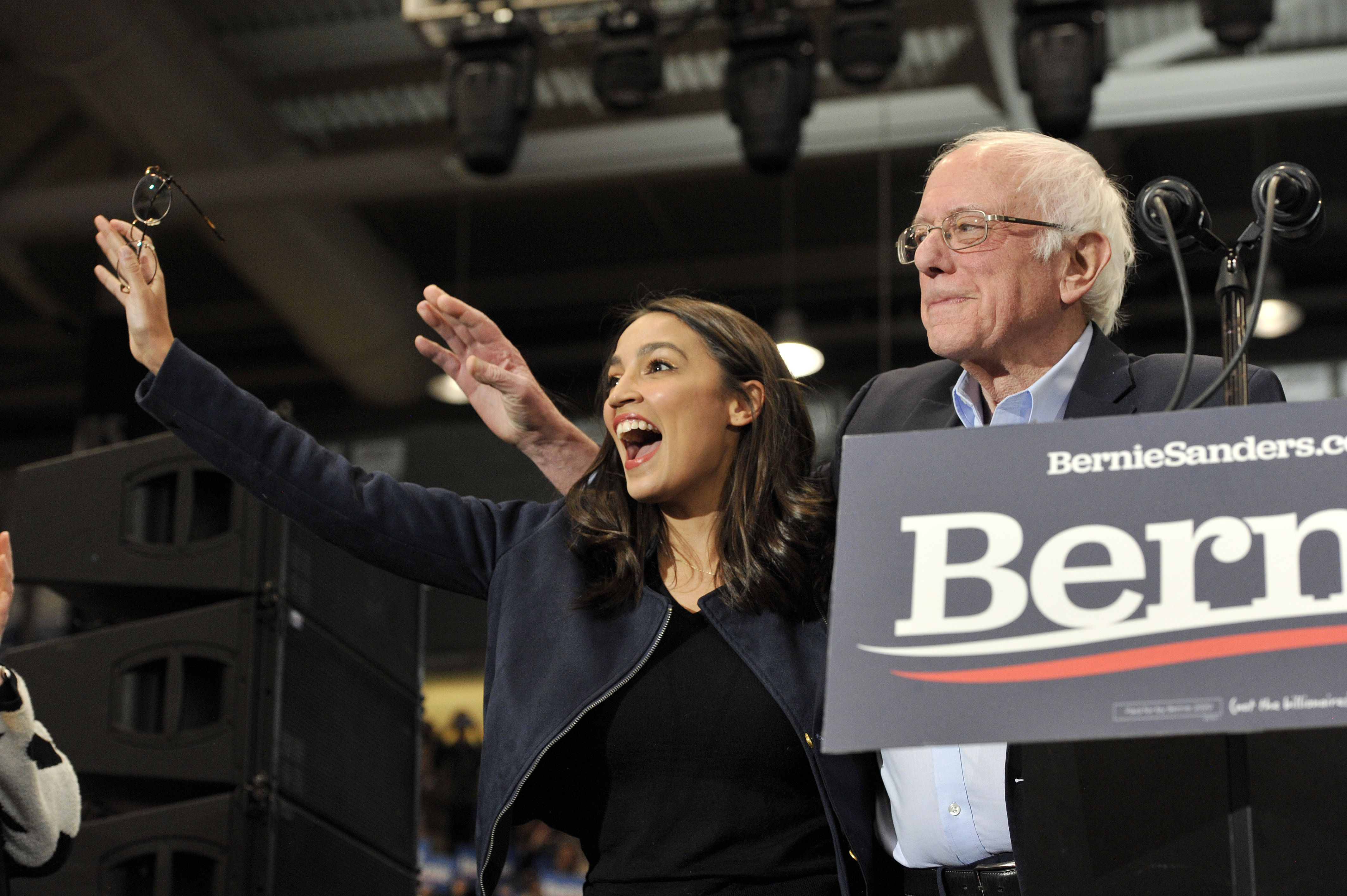 AOC concedes Sanders may have to compromise on Medicare for All - Axios