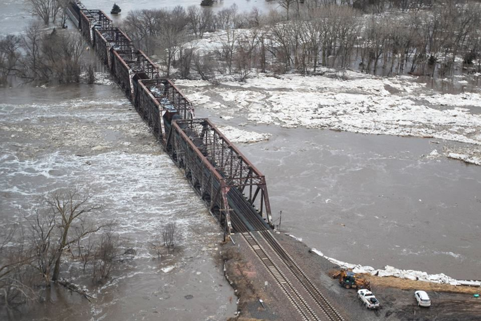 In photos: Staggering destruction from historic flooding in