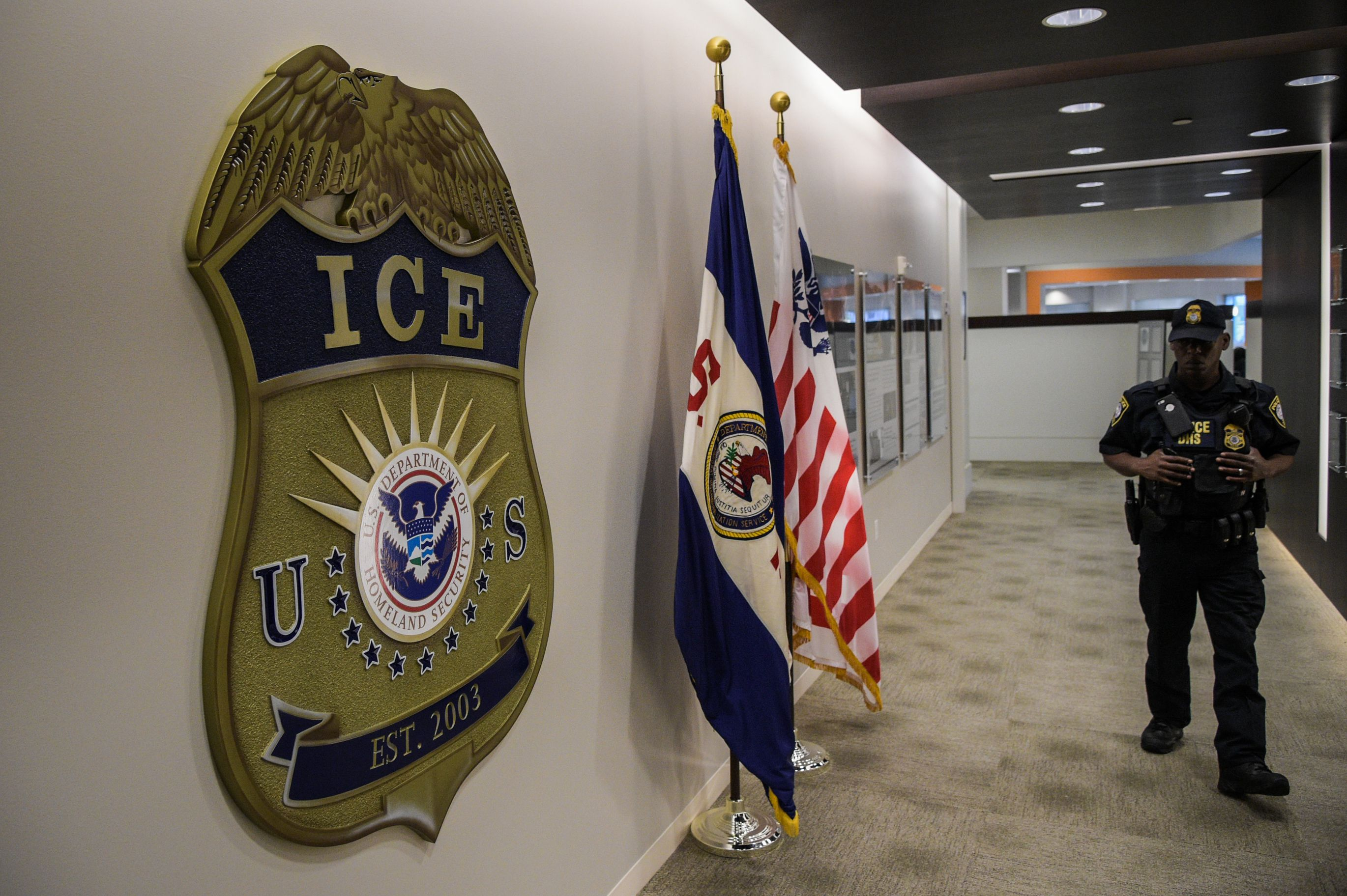 Federal judge orders ICE to release 10 at-risk immigrants from detention