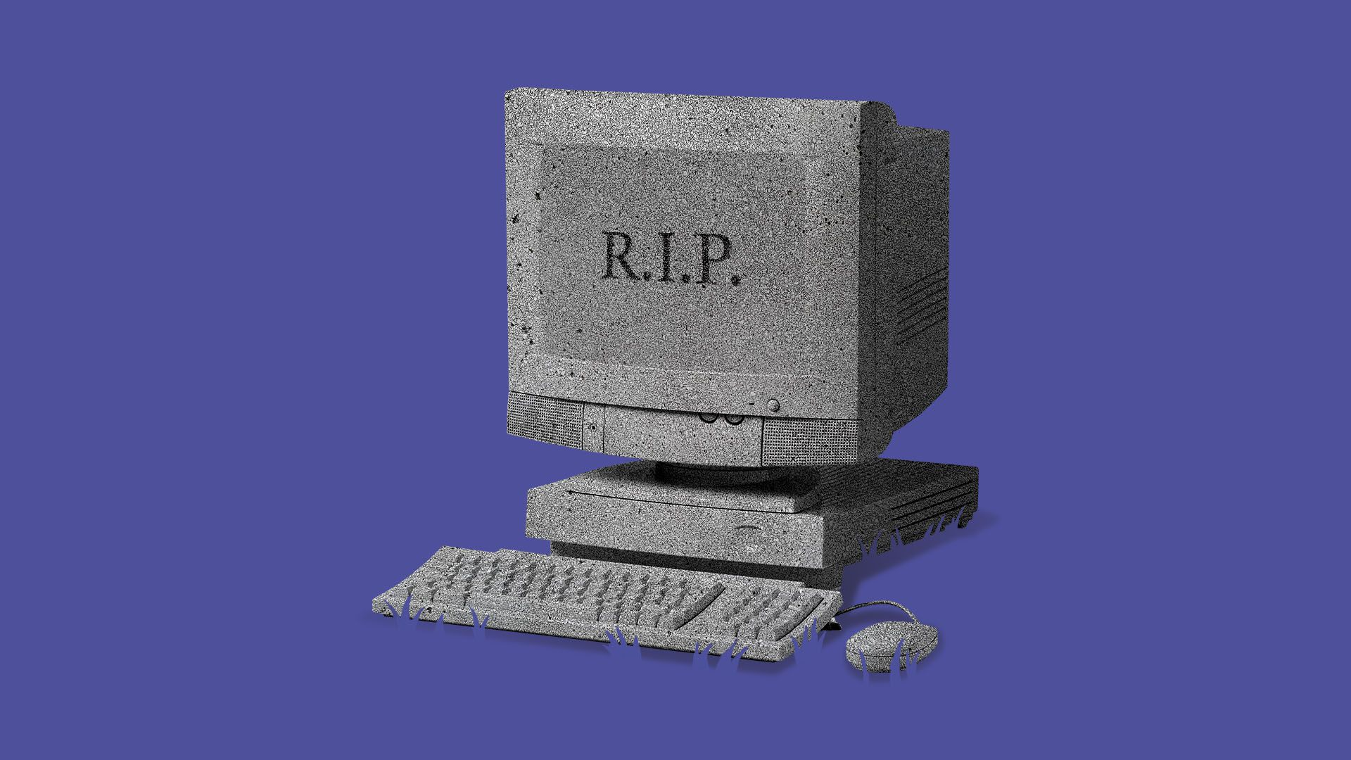 6. How tech platforms handle a user's death