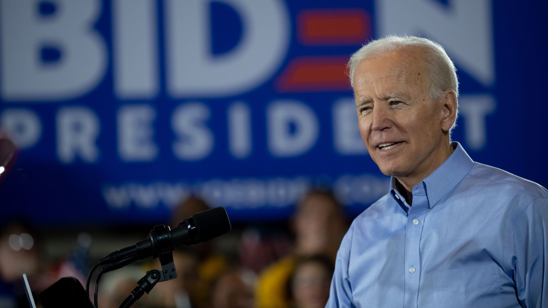 The Biden bump: 3 new polls show former VP extend lead over 2020 field