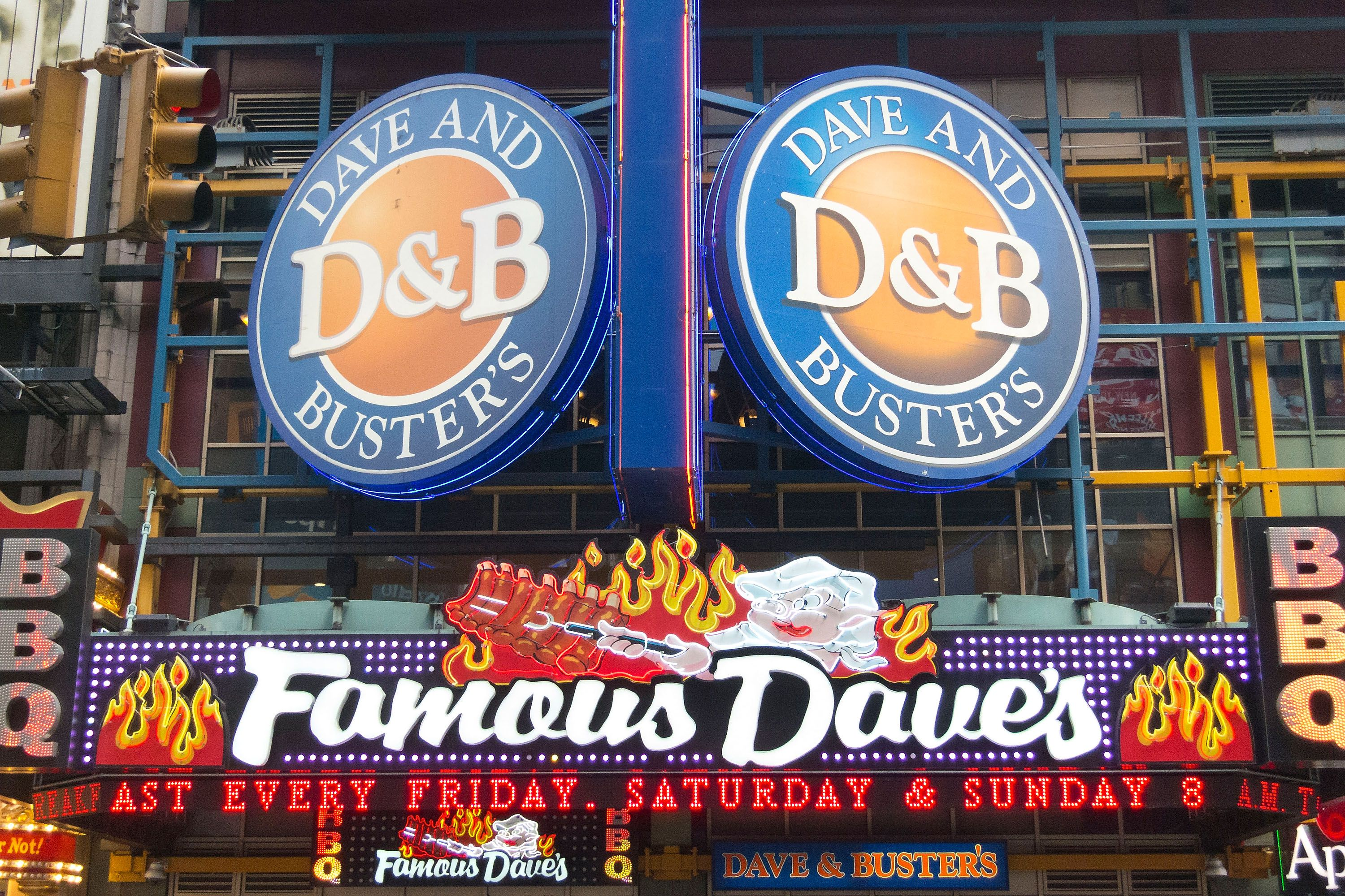KKR's Dave & Buster's play may signal new private equity path