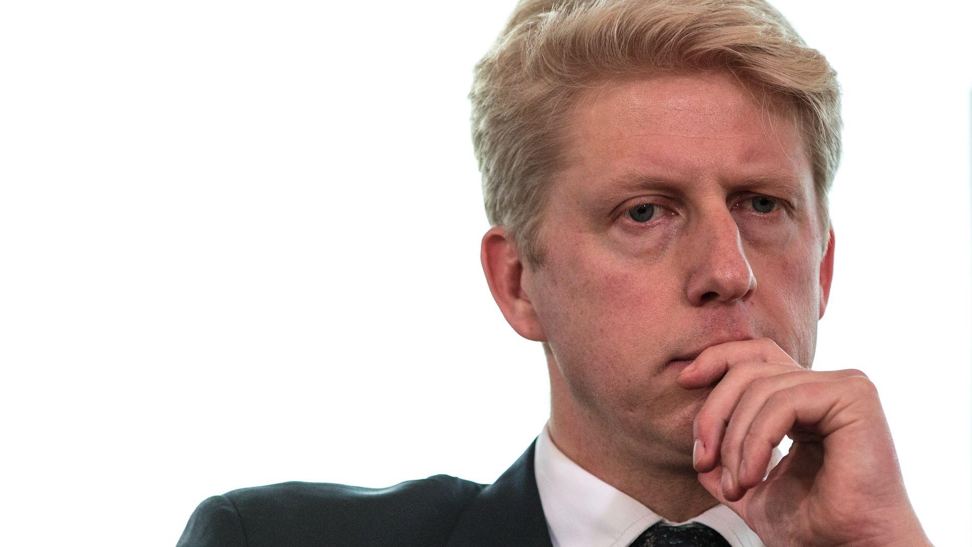 Prime Minister Boris Johnson's brother Jo Johnson