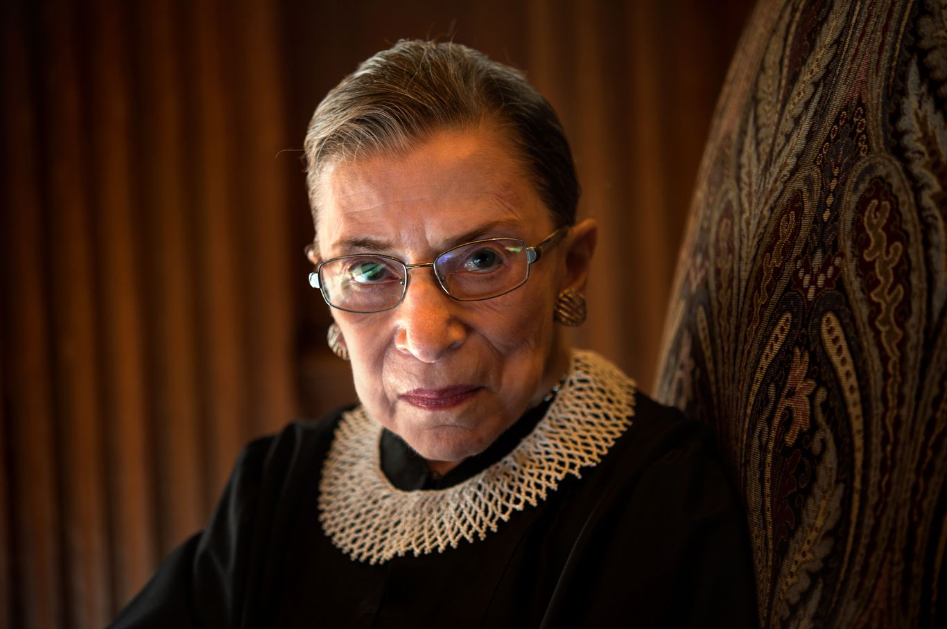 In photos: Remembering Ruth Bader-Ginsburg