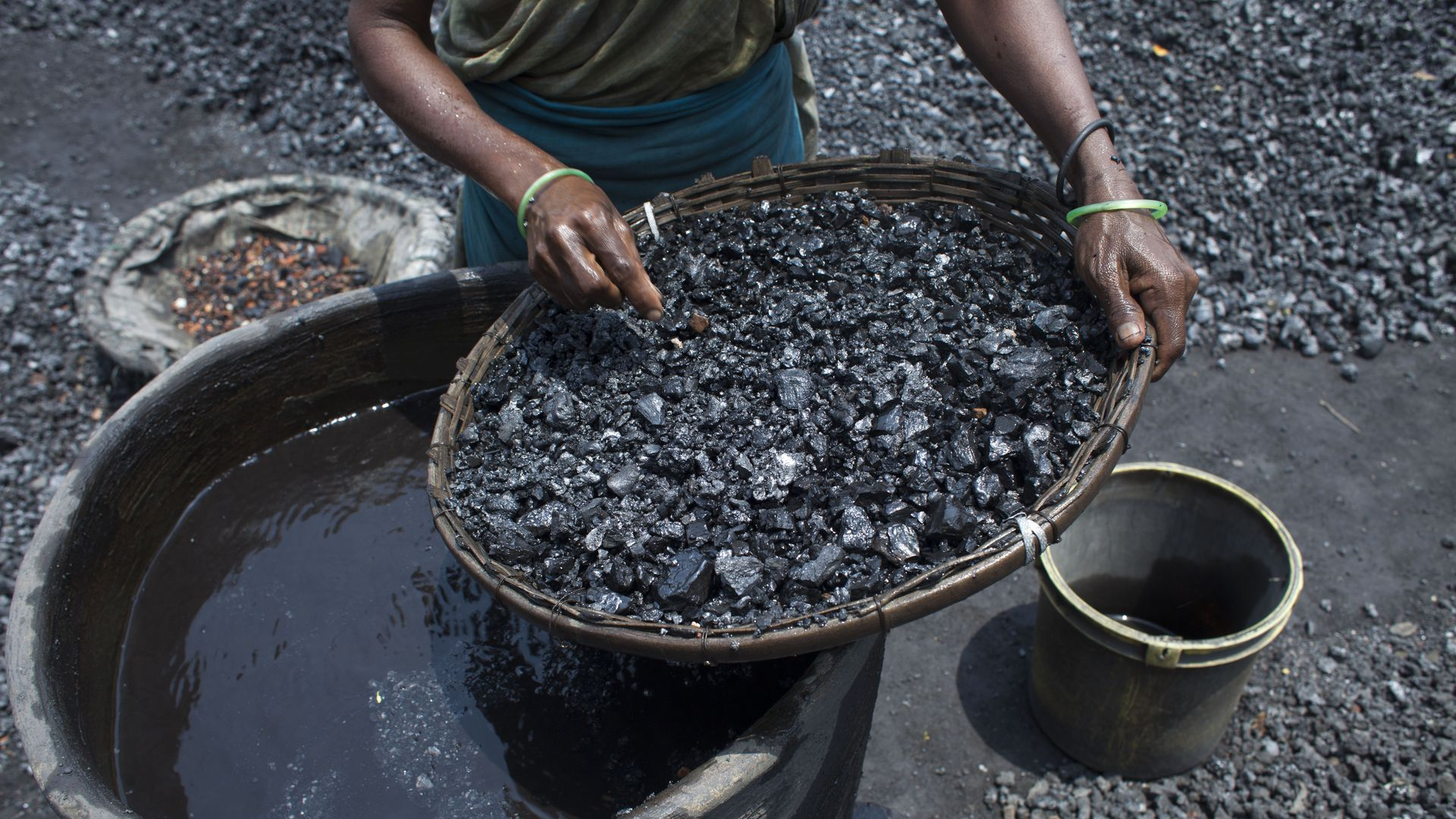 Coal-powered electricity generation is still on the rise in Asia