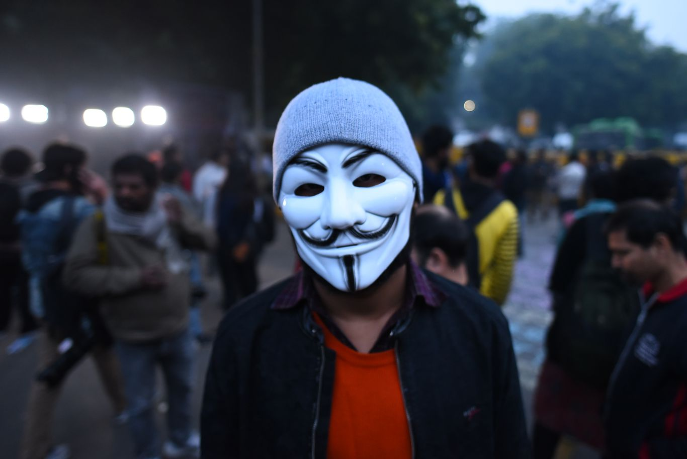 Anonymous digs up vast tranche of U.S. police documents