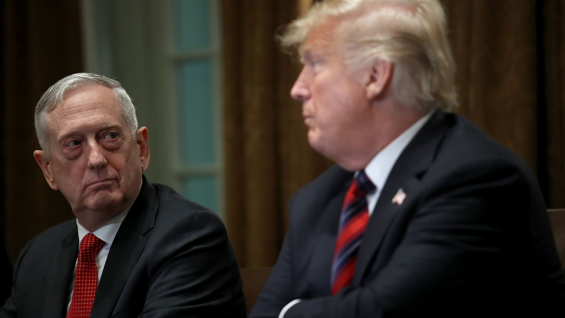 """Mattis had """"deep concerns"""" about White House request for Iran strike options"""