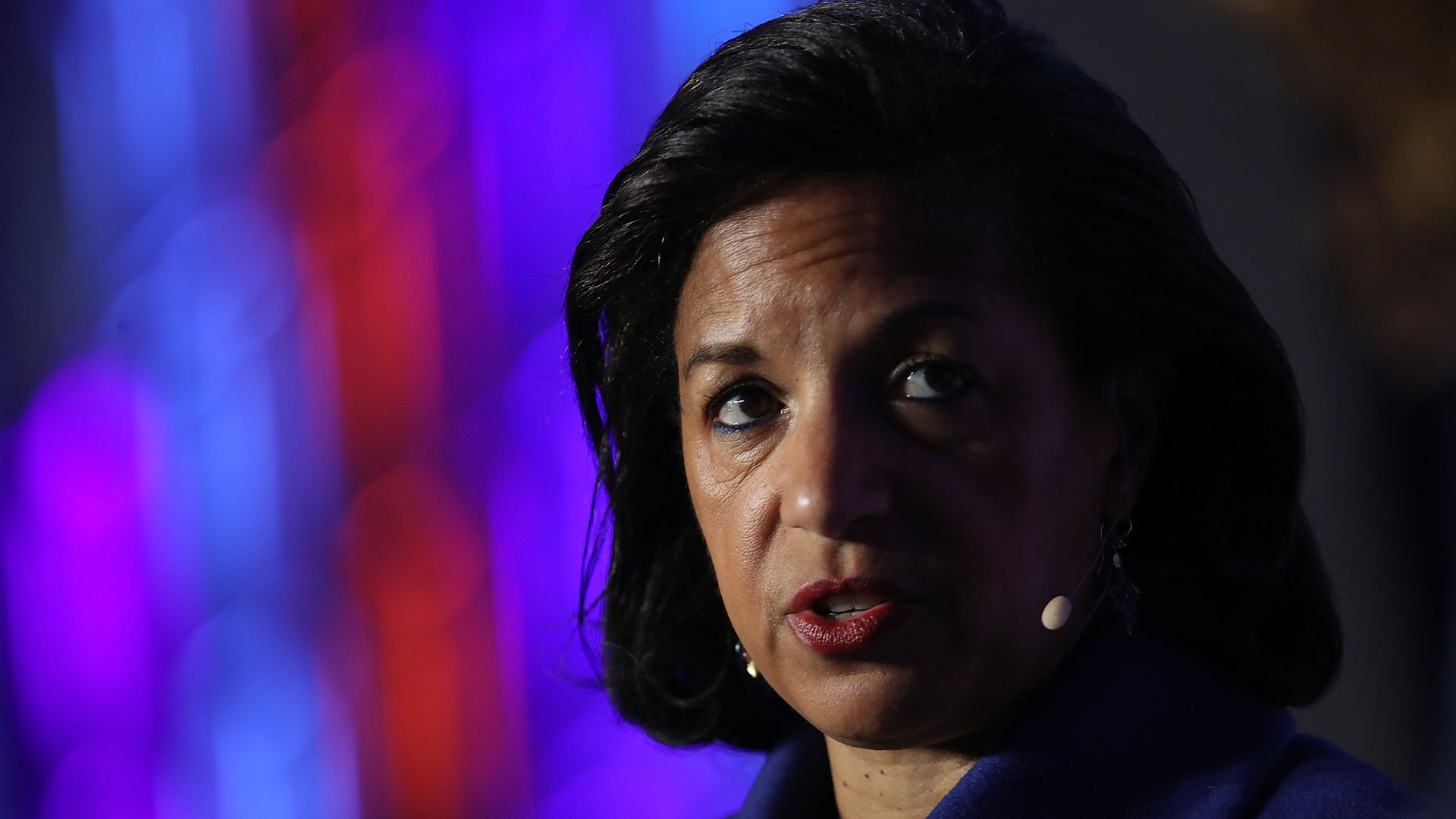 """Susan Rice tears into Trump over """"despicable lies"""" on Obama and Iran"""