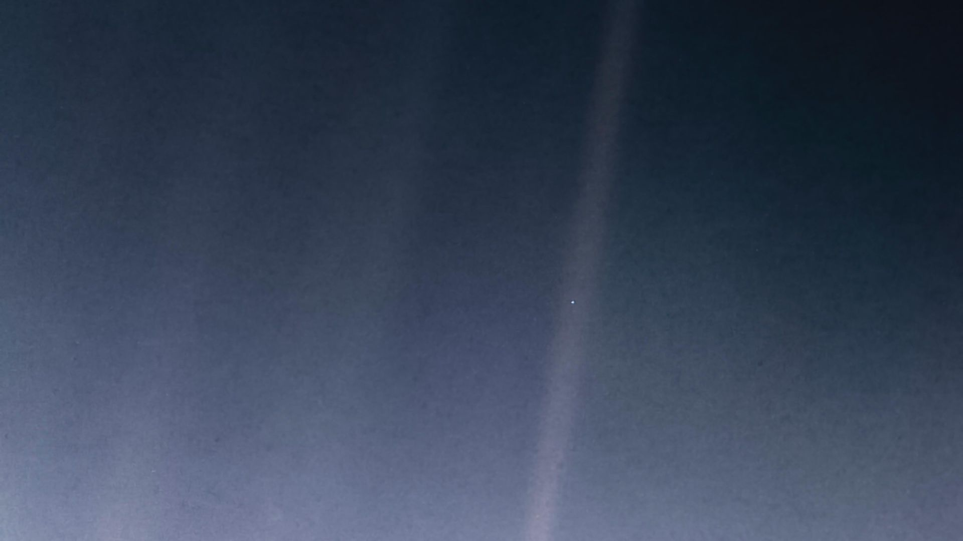 The 30-year anniversary of the Pale Blue Dot - Axios