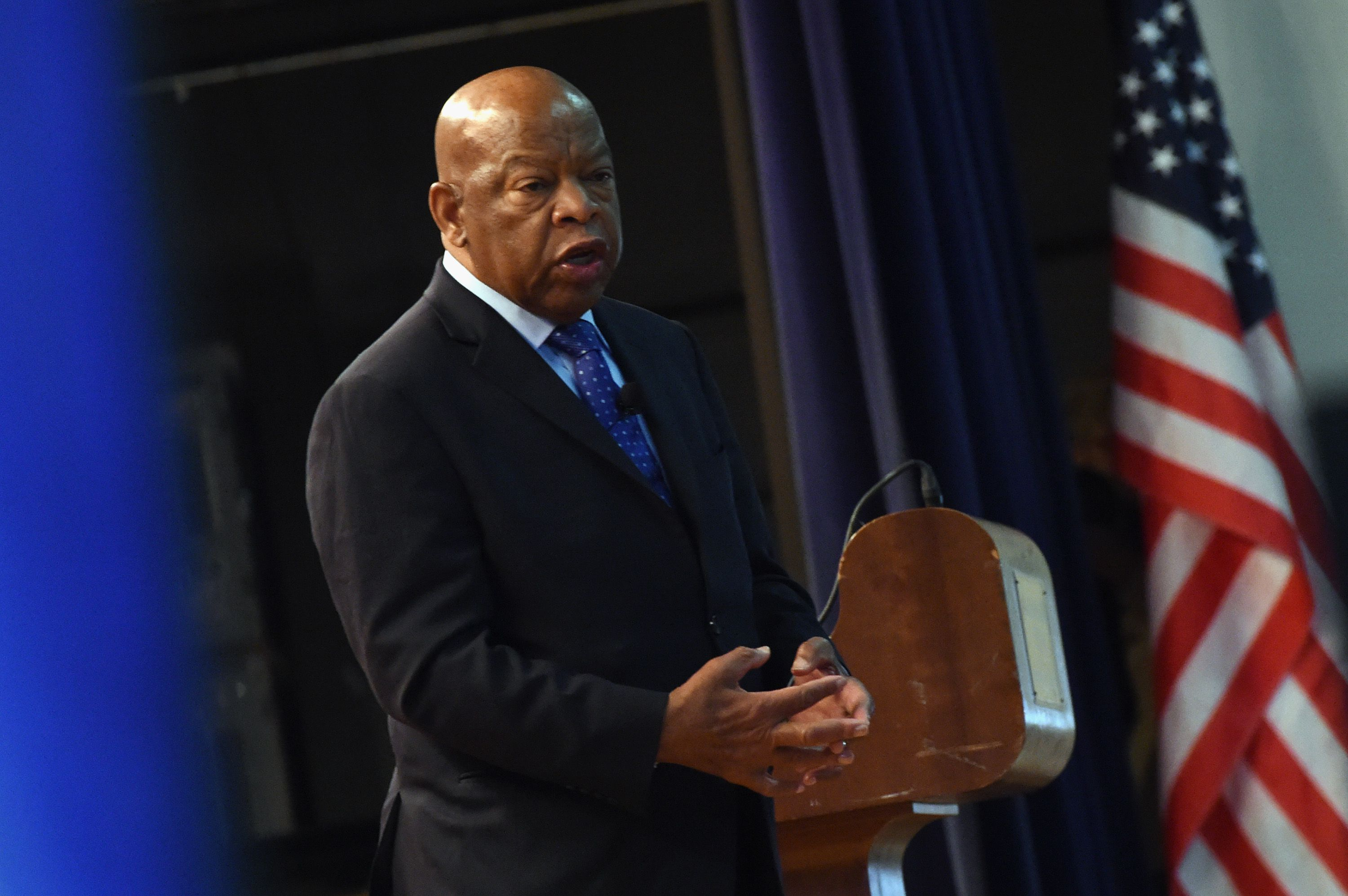 Civil rights icon Rep. John Lewis diagnosed with stage 4 pancreatic cancer - Axios