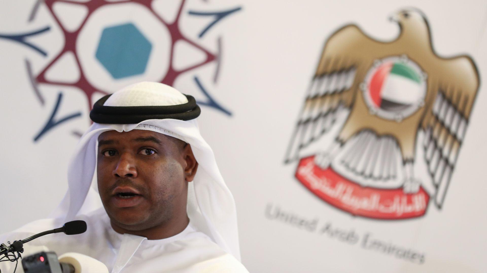 UAE spokesperson