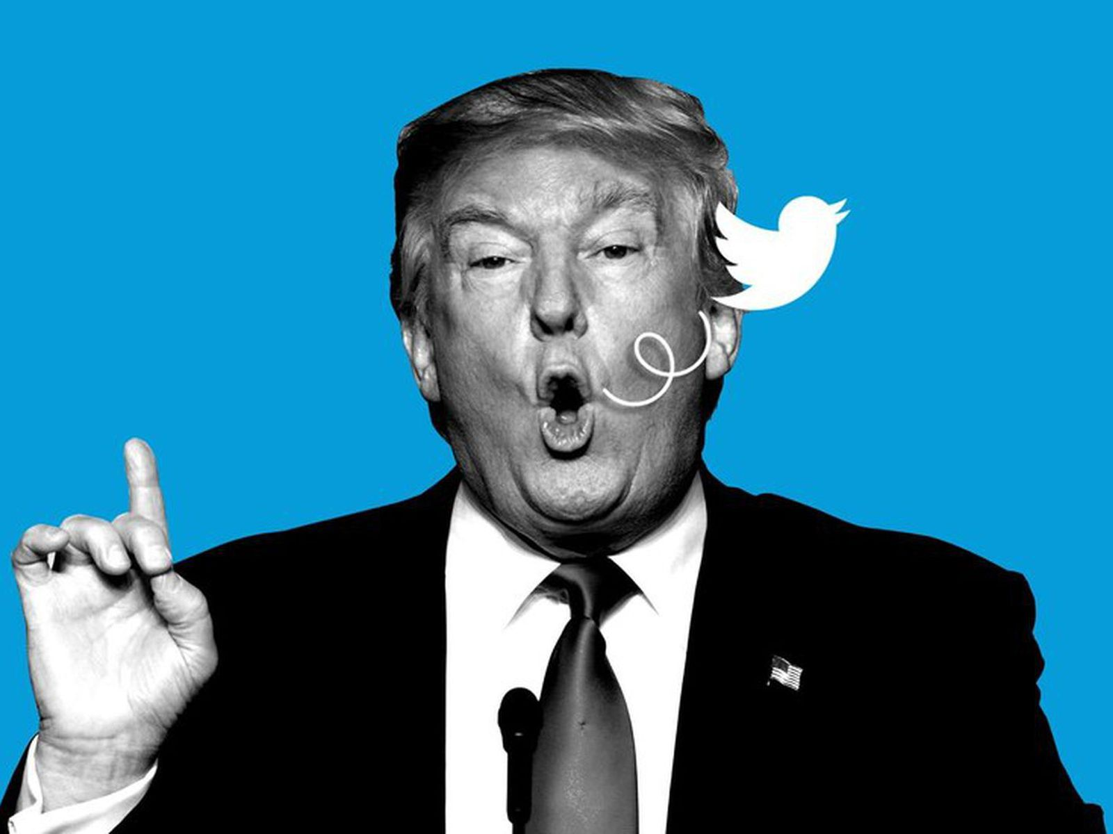 Donald Trump contra las redes sociales-posdata digital press