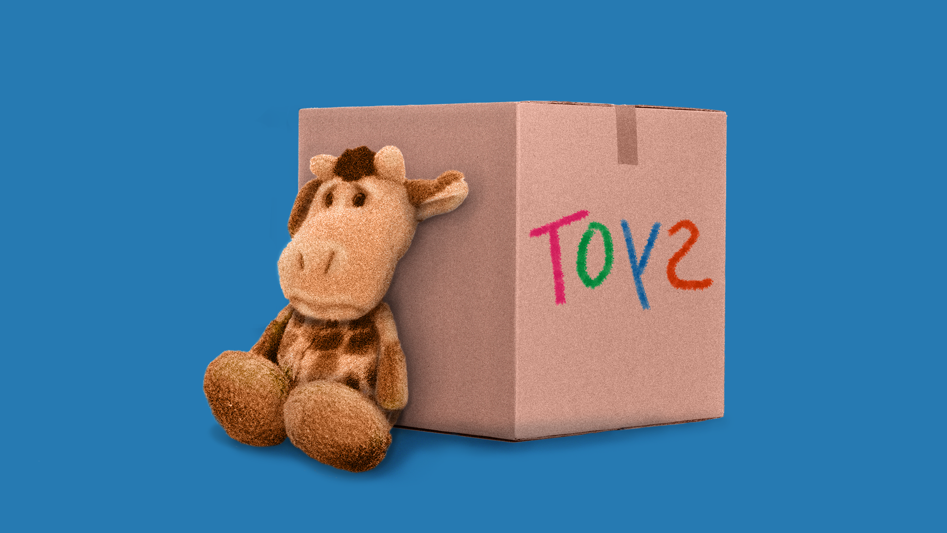 "Toys ""R"" Us may get a second life"