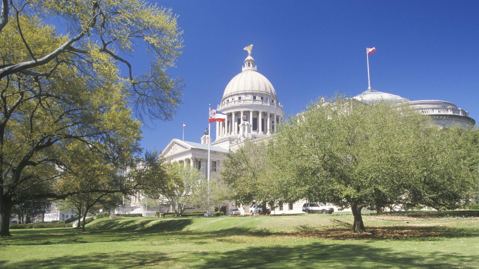 Mississippi statahouse