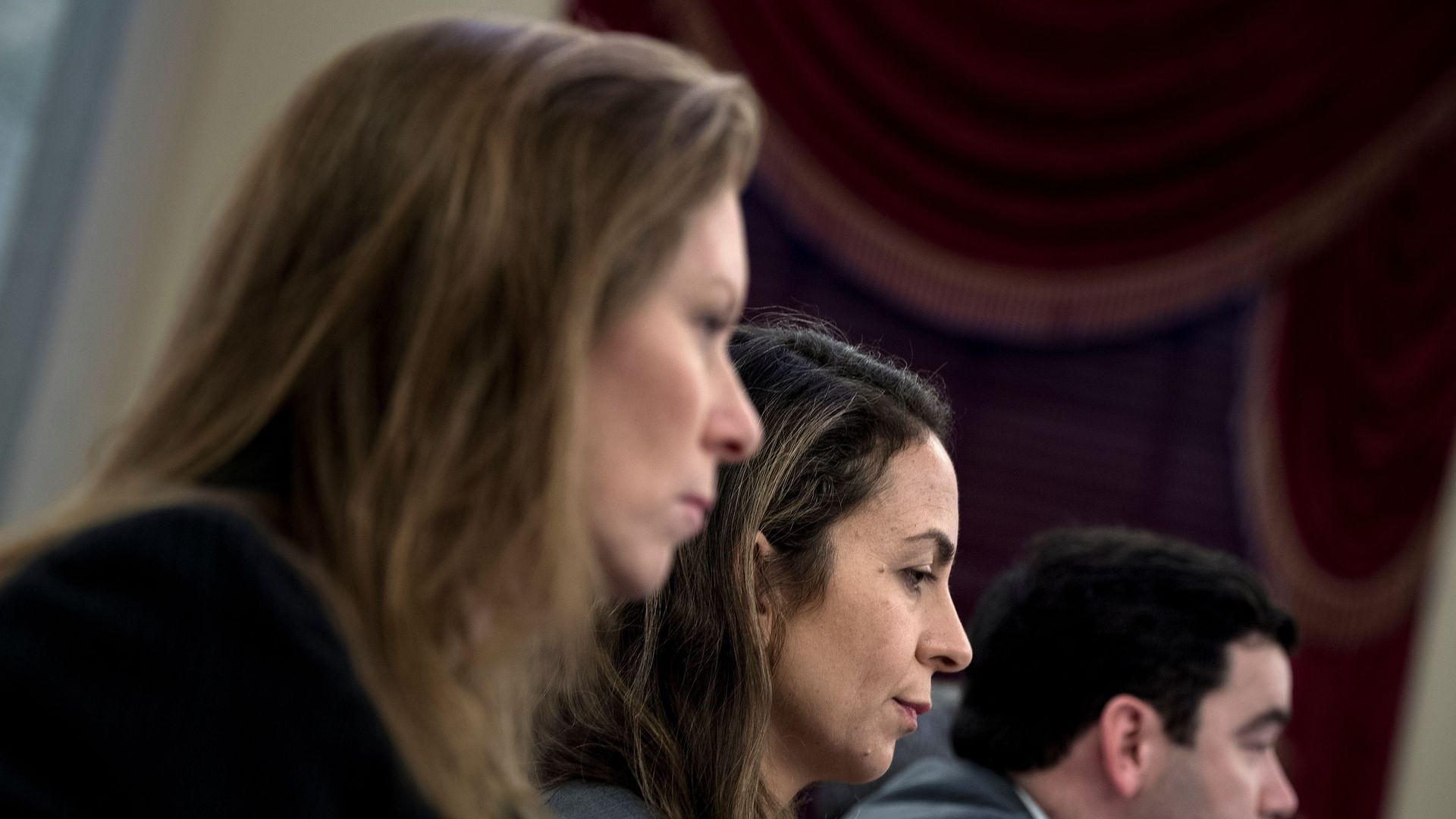 Staffers from Facebook, YouTube and Twitter testify before Congress