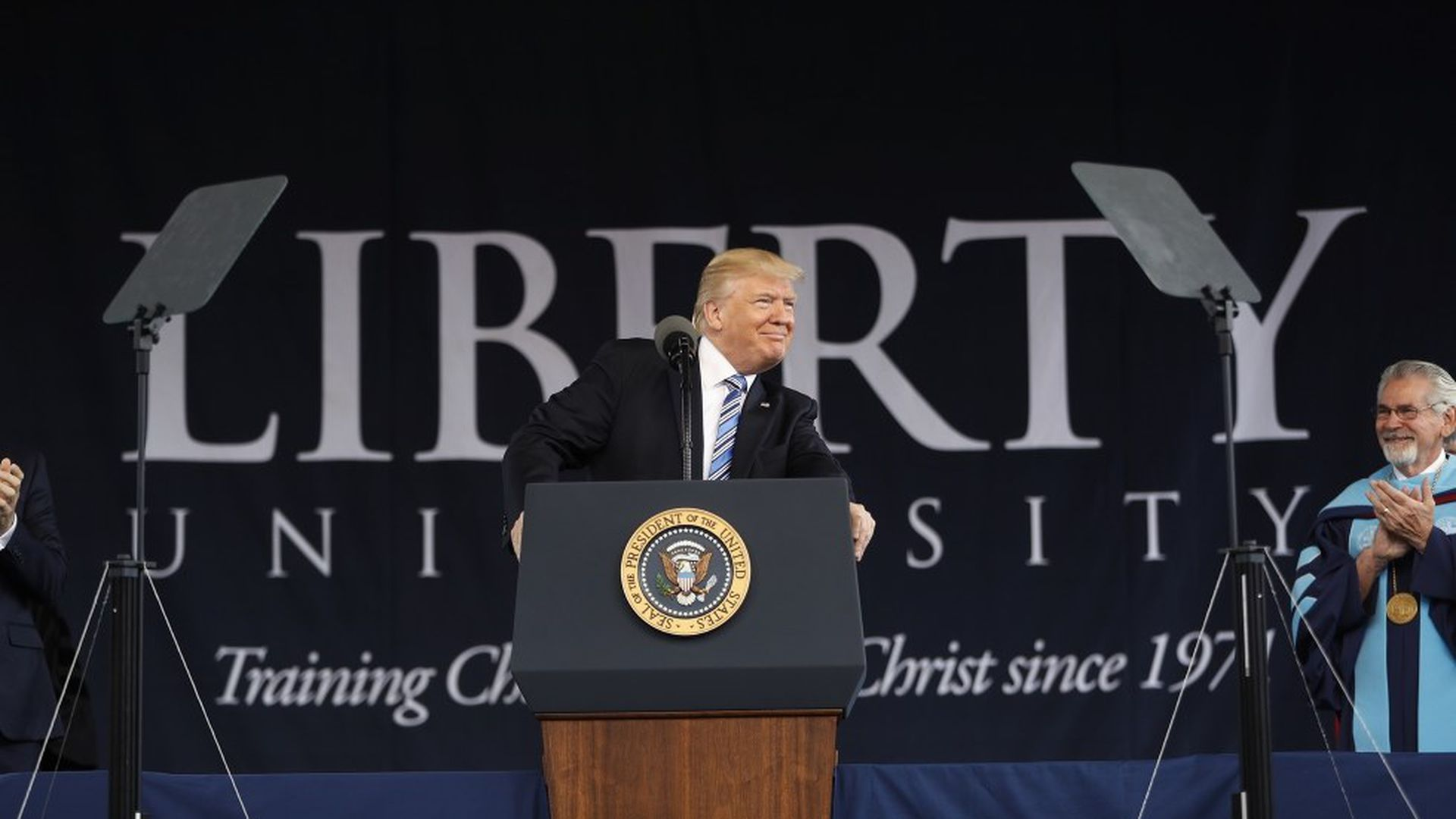 Examining evangelicalism in the age of Trump