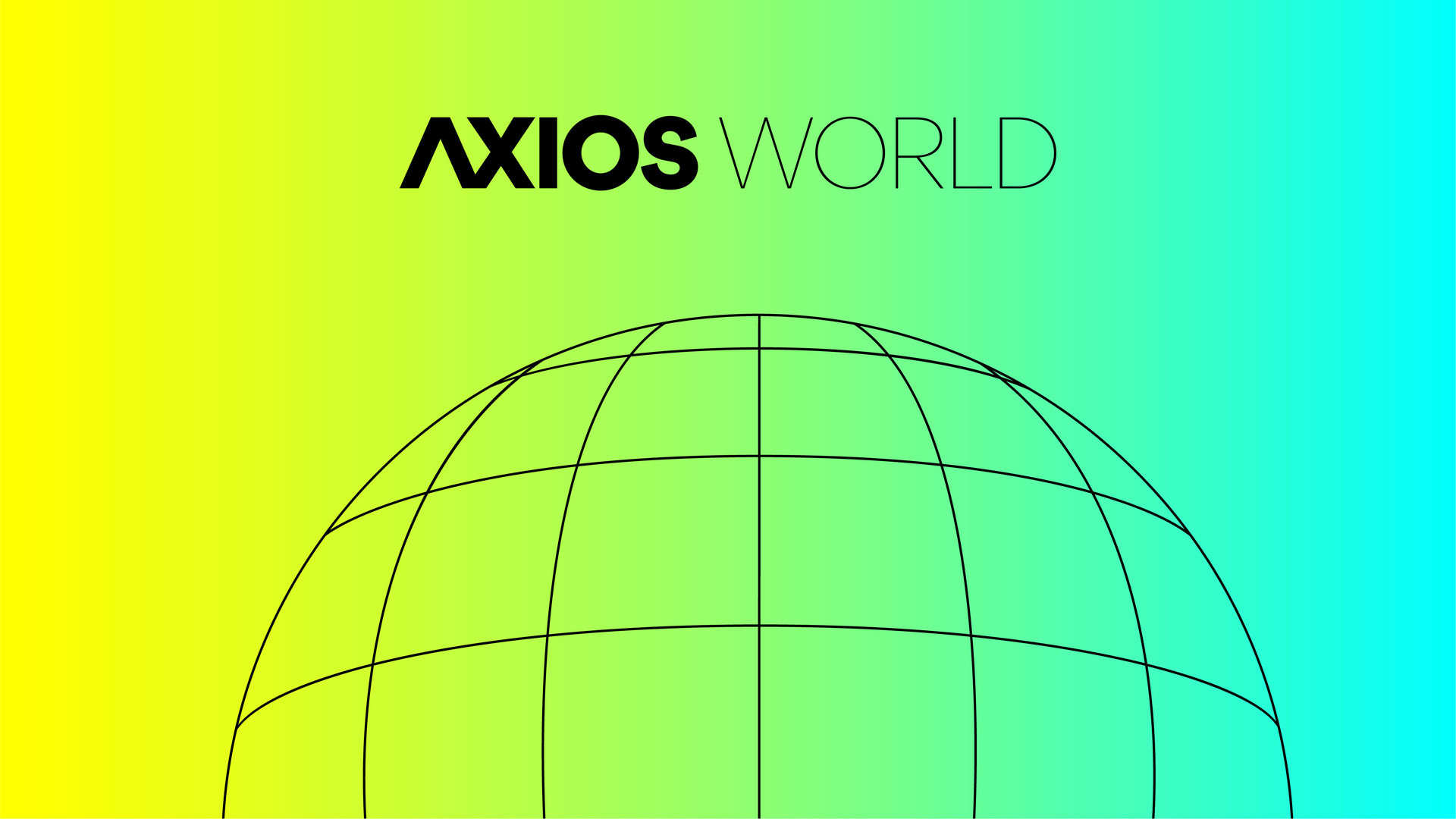 Axios world logo