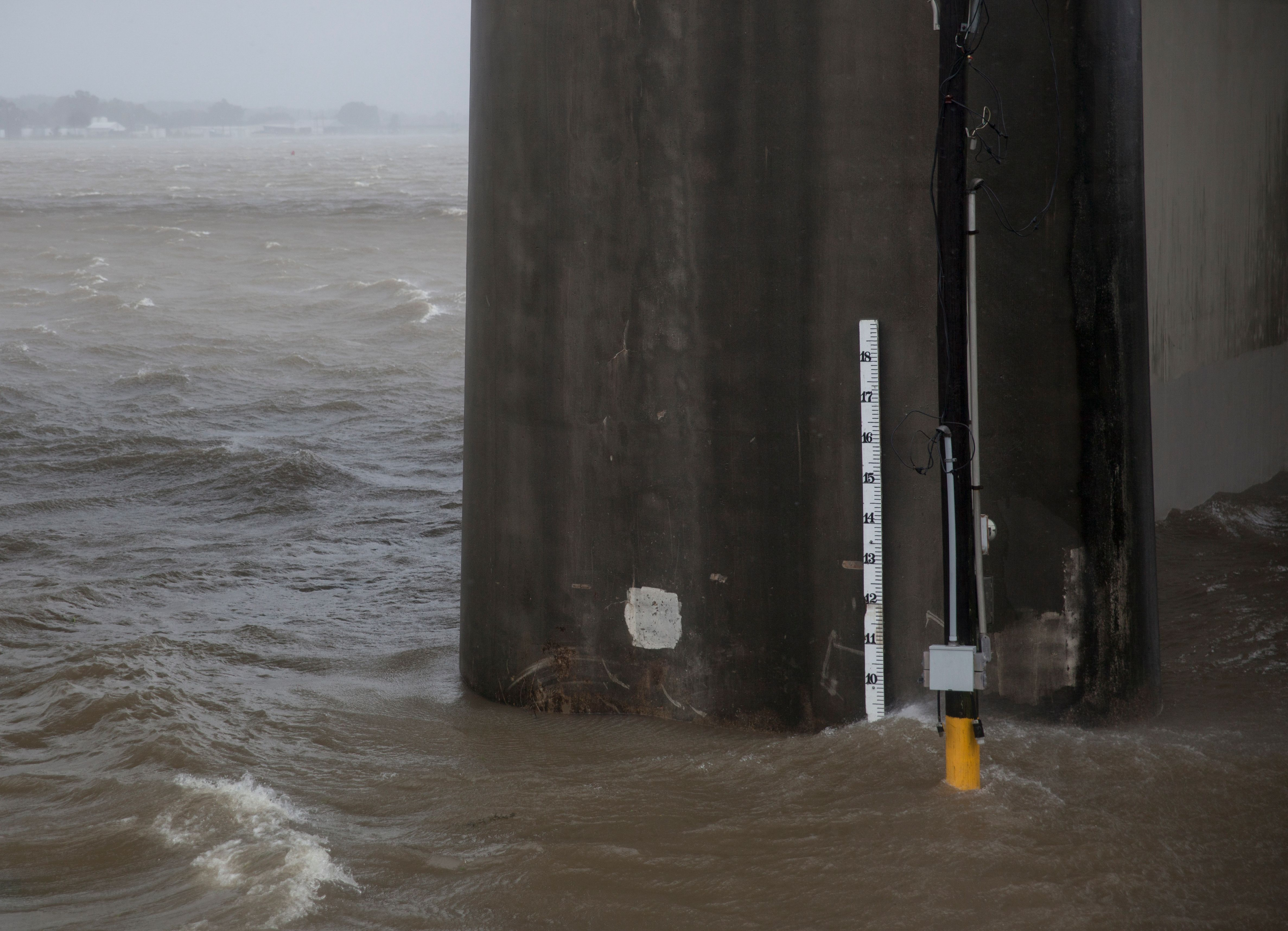 Tropical Storm Barry impact on Louisiana — in photos - Axios