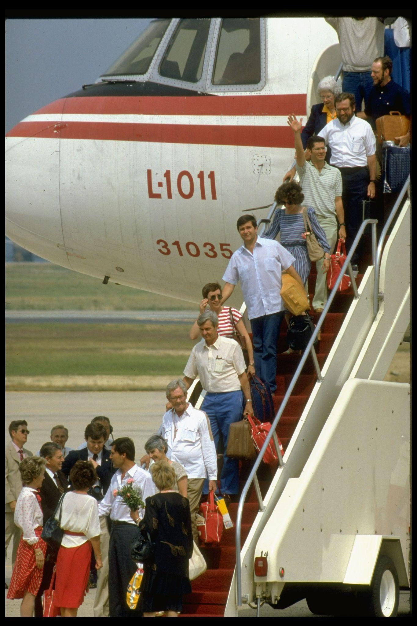 Greek police arrest suspect in 1985 hijacking of TWA Flight 847