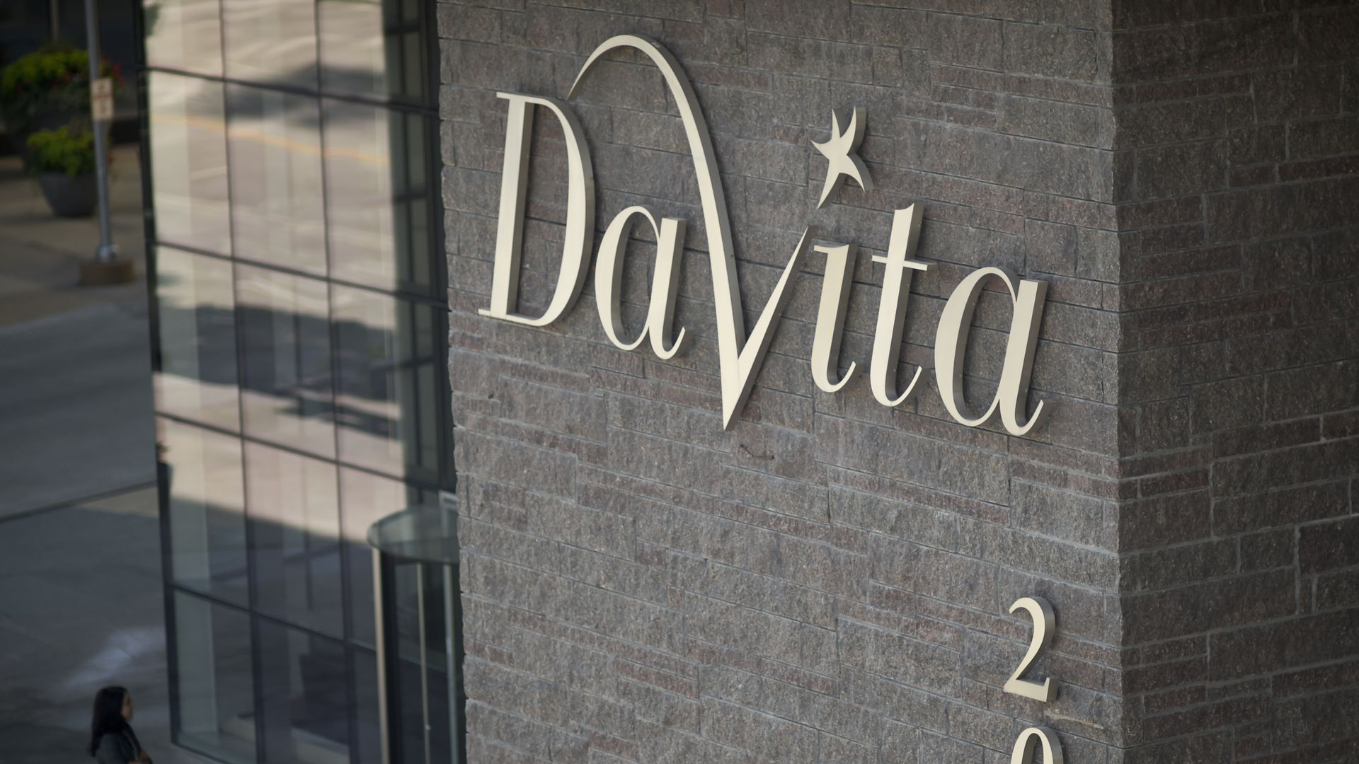 DaVita's headquarters building.