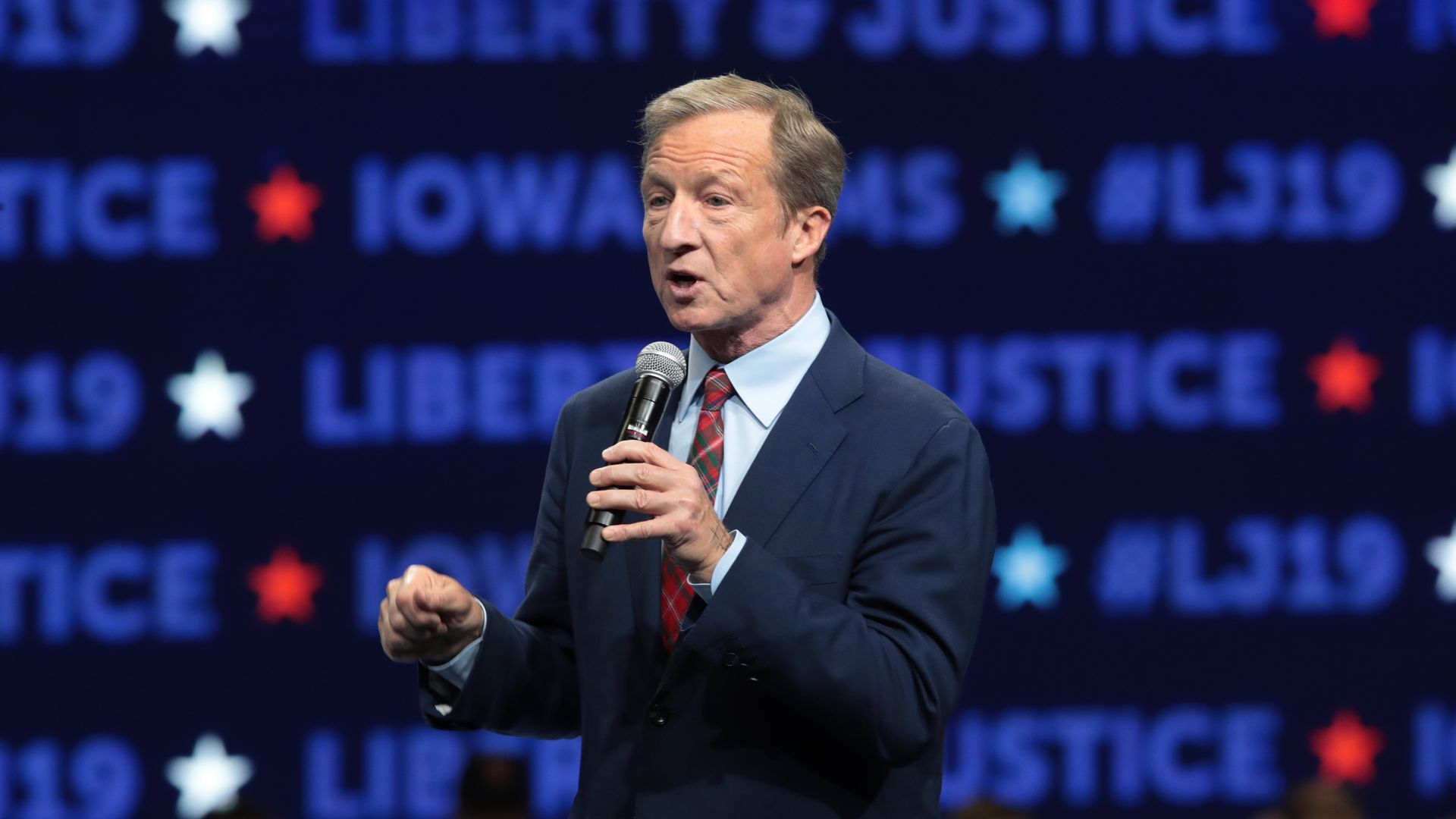 Donald Trump Endorsements List 2020.Tom Steyer S Aide Resigns Amid Accusations Of Offering Money