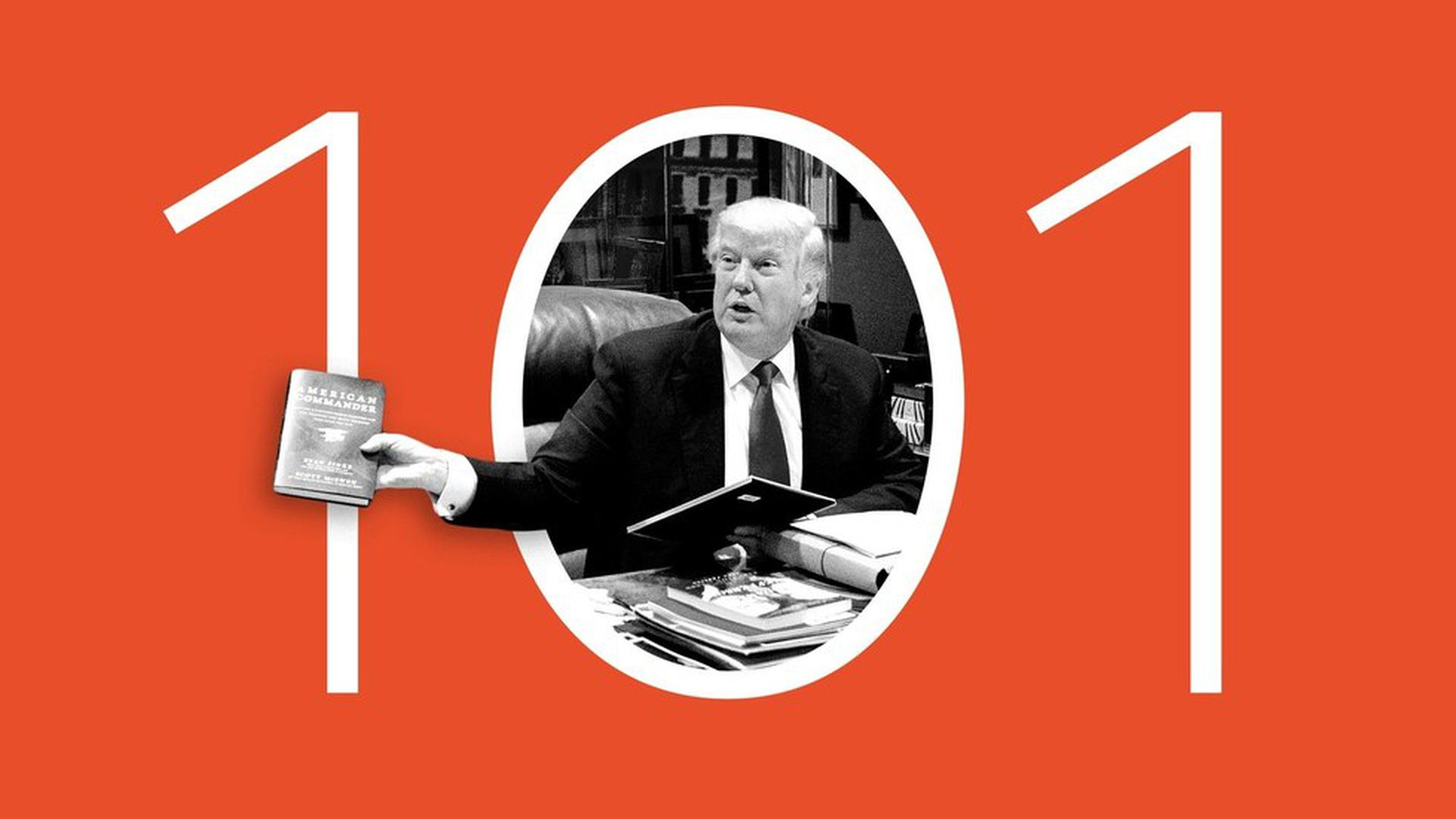 Trump 101: What he reads and watches