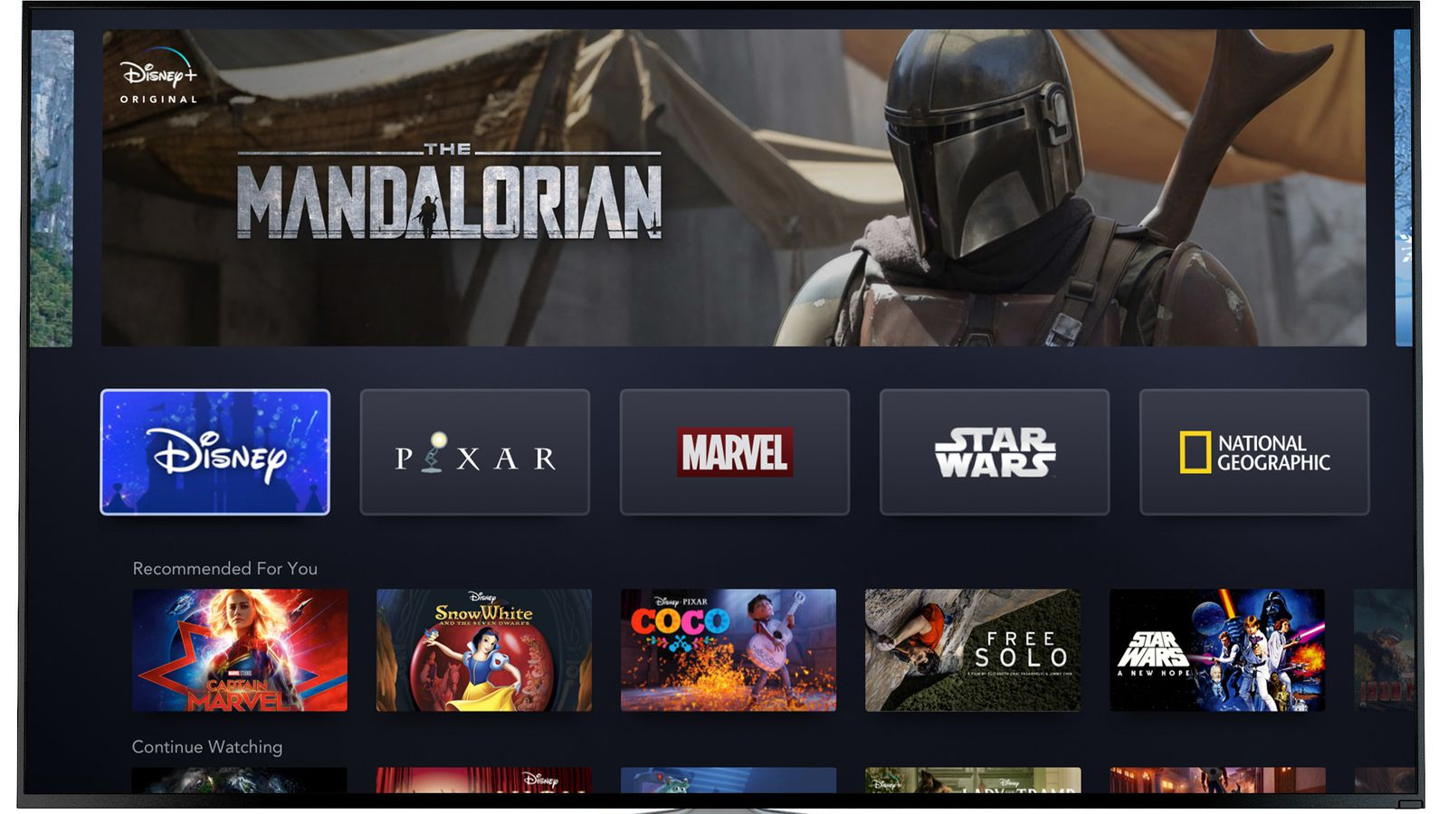 Disney says new streaming service will launch November 12