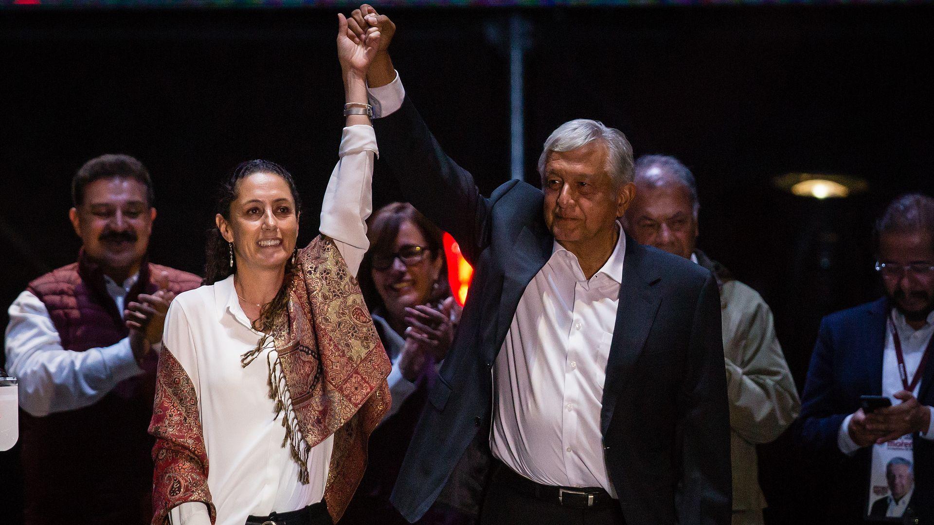 axios.com - Mexico's election was a breakthrough for women
