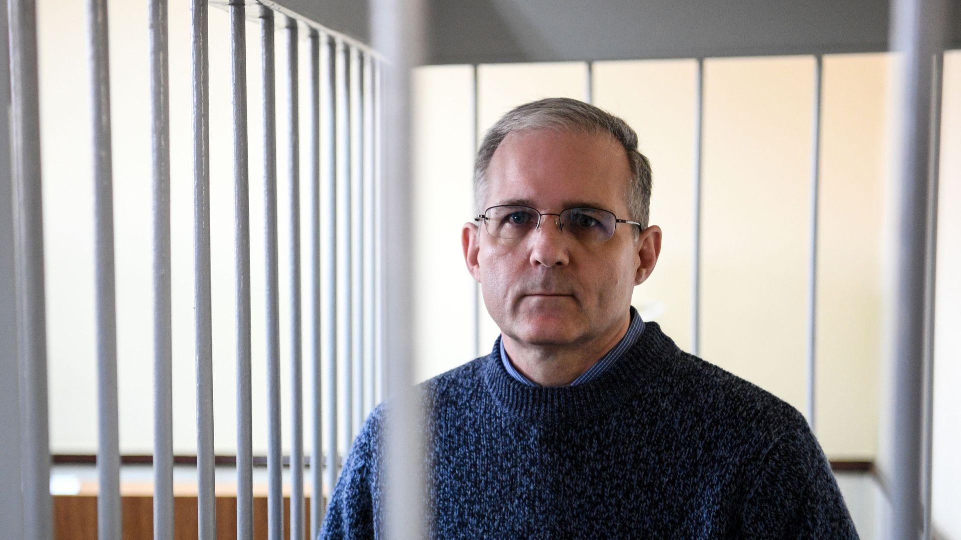 Trump confidant David Urban lobbying to free U.S. citizen Paul Whelan from Russia
