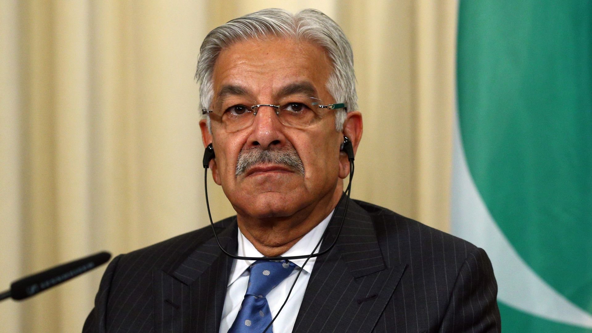 Pakistan's foreign minister