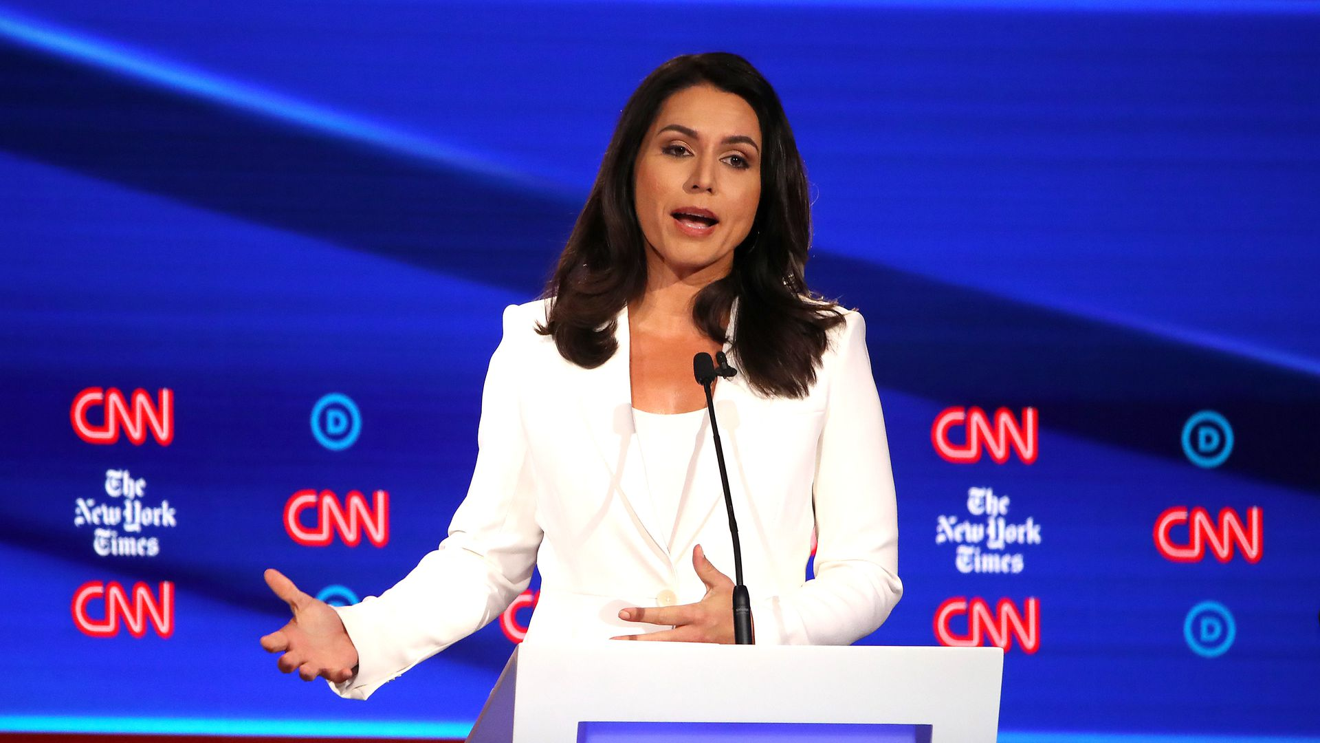 New York Election 2020.Tulsi Gabbard Won T Seek Re Election To Congress In 2020 Axios