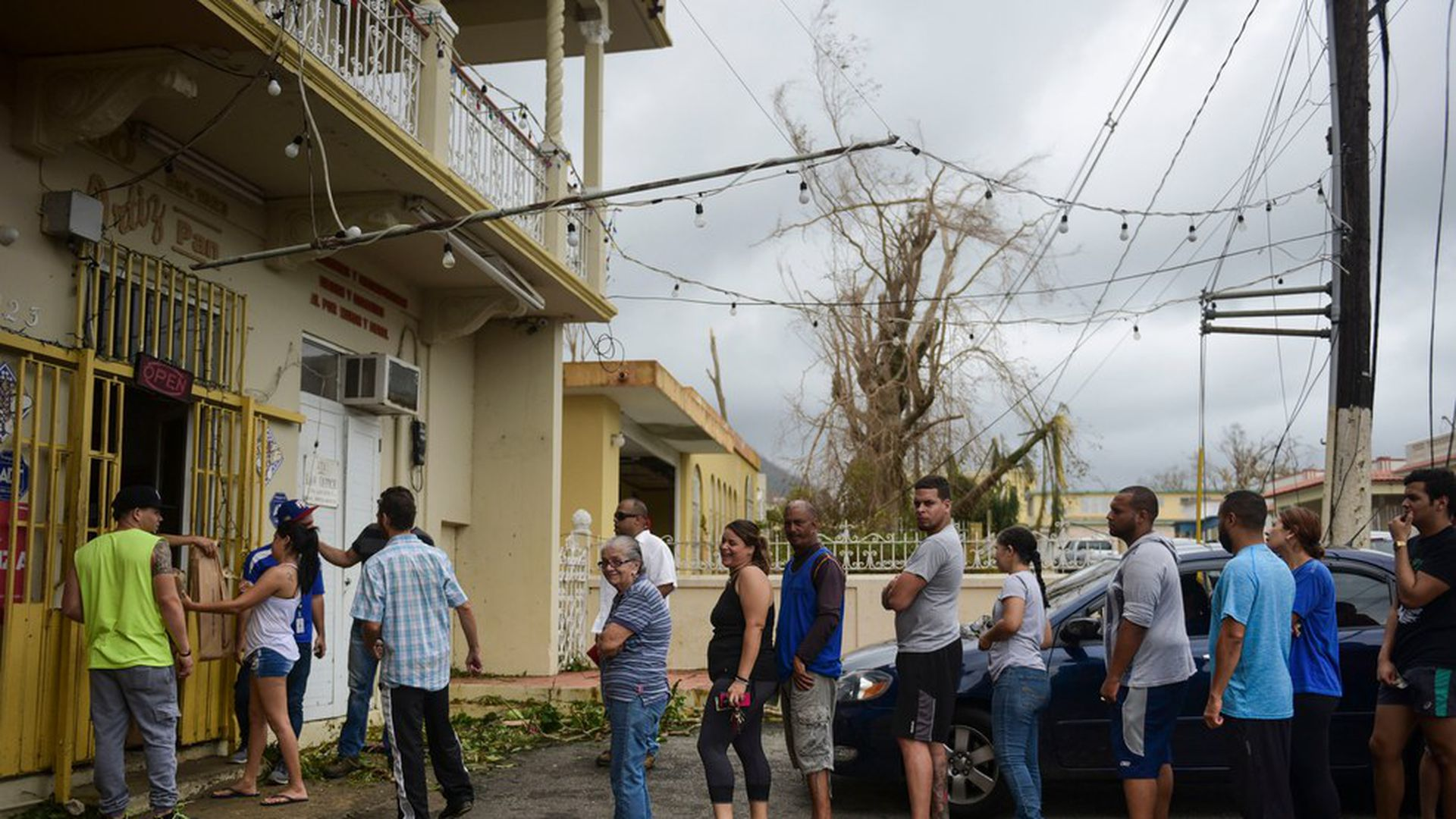 Puerto Rico's hurricane recovery will take years