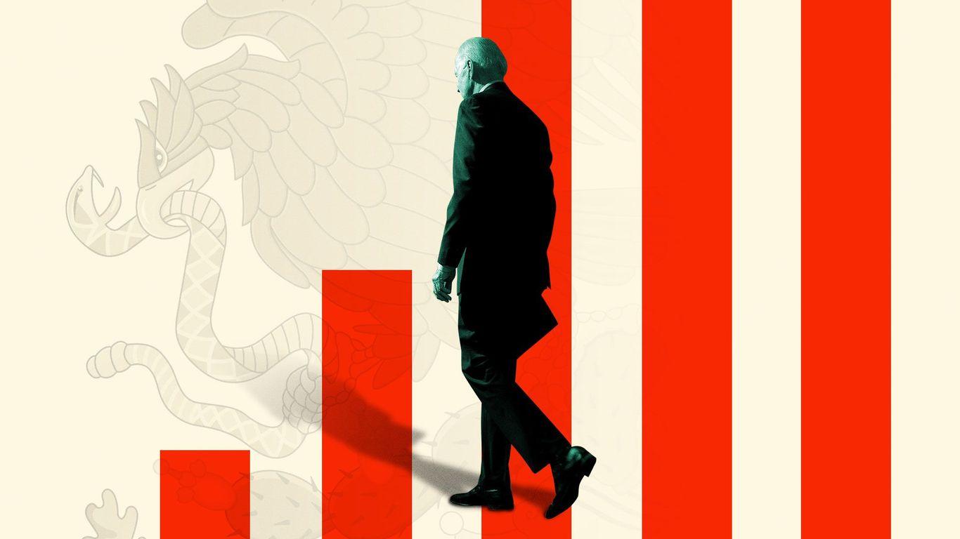 Biden confronts mounting humanitarian crisis at the border