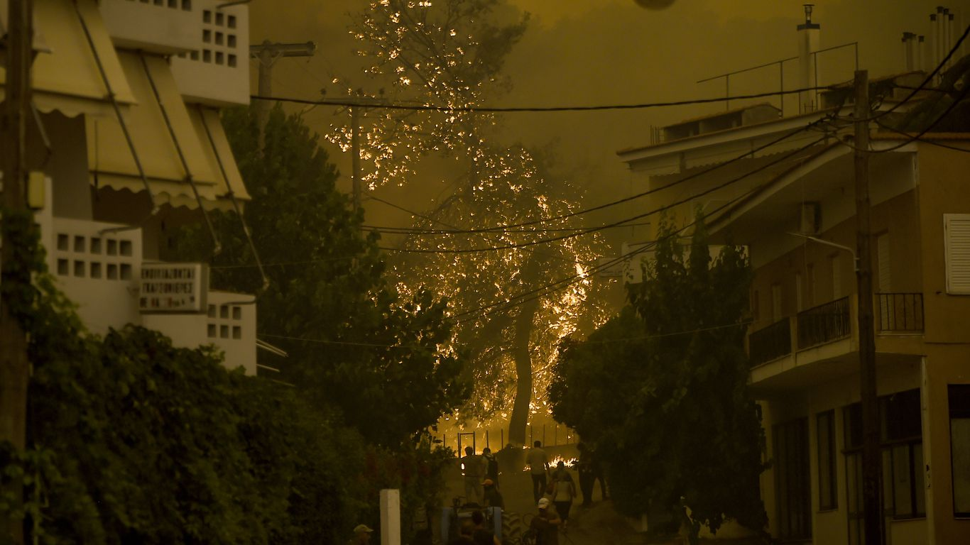 Excess COVID cases, deaths linked to wildfire smoke in new study
