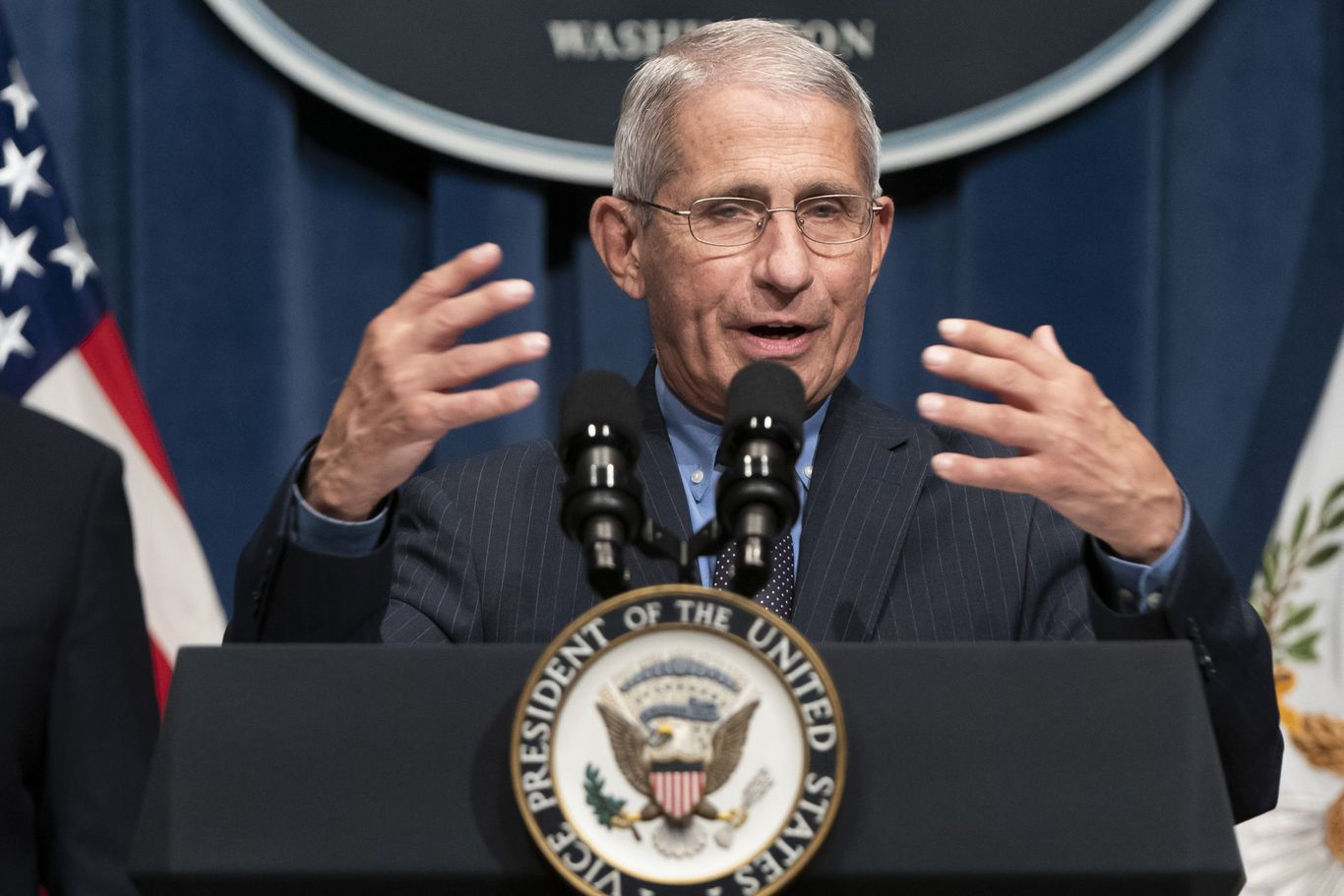 Fauci: Coronavirus vaccine may not be enough to achieve herd immunity in U.S.