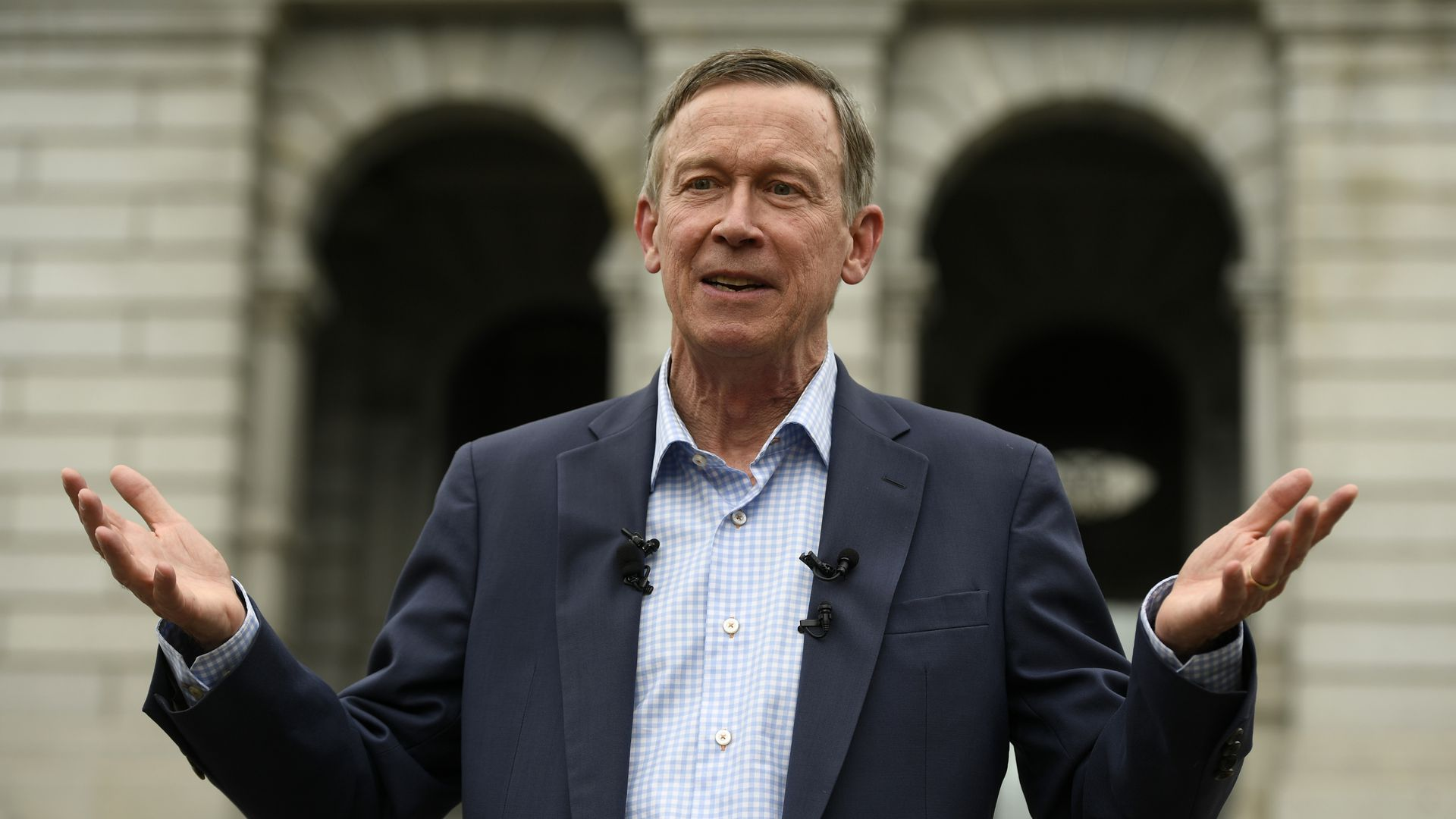 Former Colorado Governor and Ex-2020 candidate John Hickenlooper