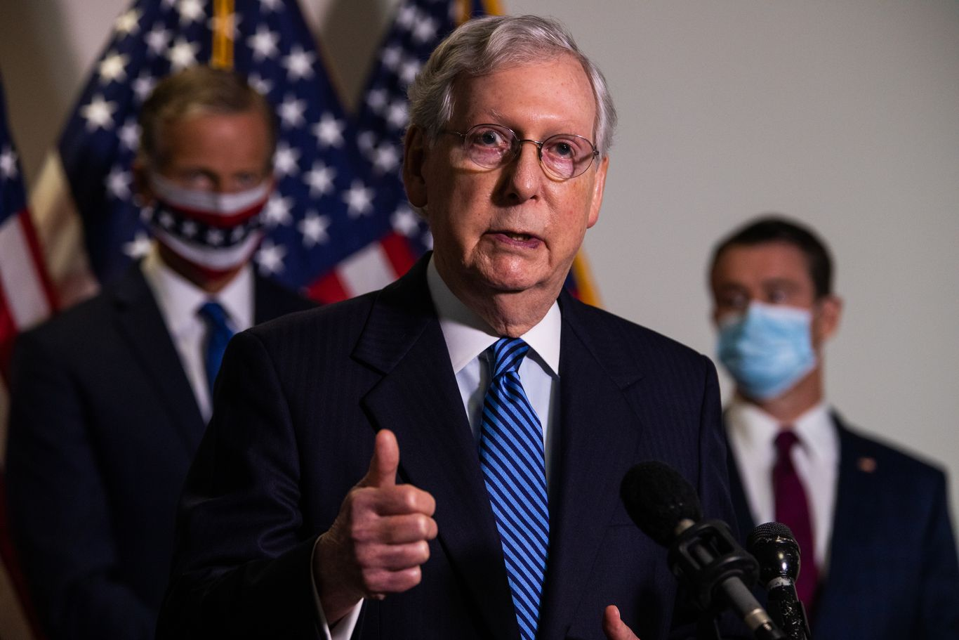 Scoop: Republican super PAC raised $92 million in September thumbnail