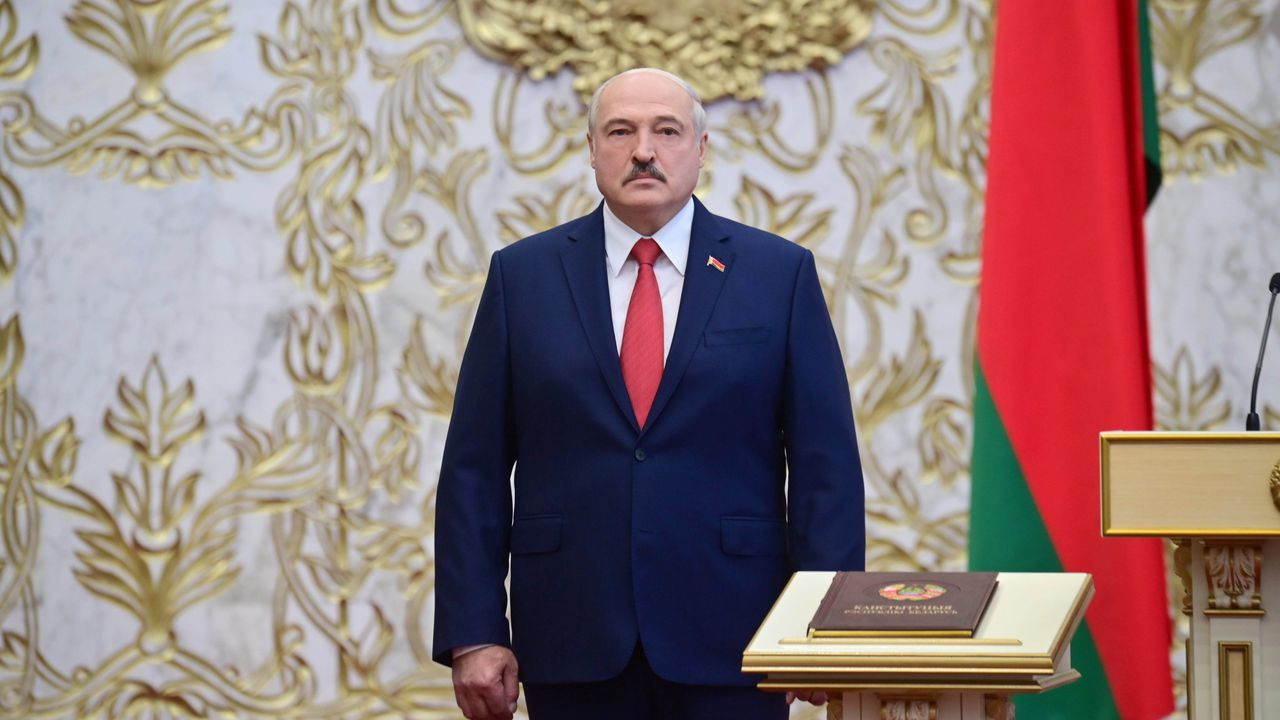 U.S. no longer recognizes Lukashenko as president of Belarus after rigged election
