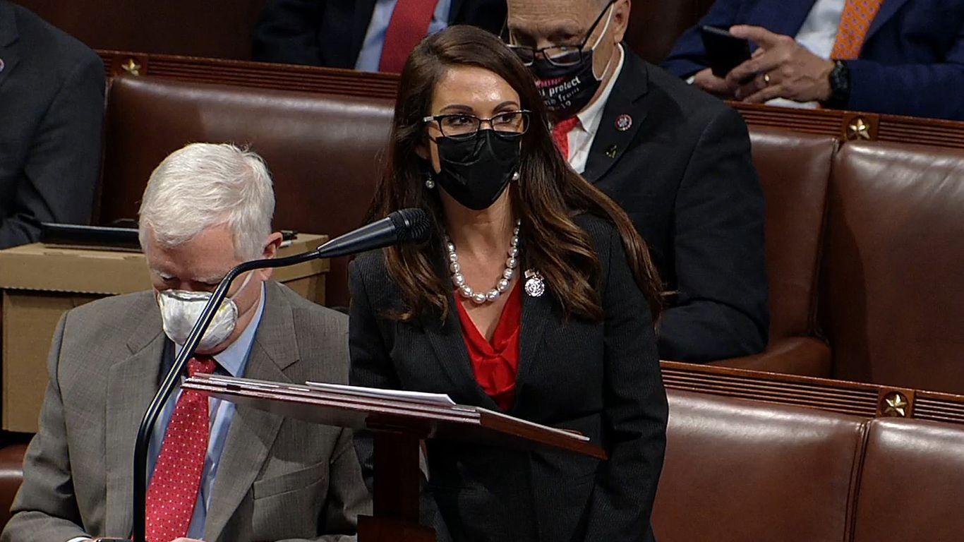 Scoop: Comms director for gun-toting congresswoman quits