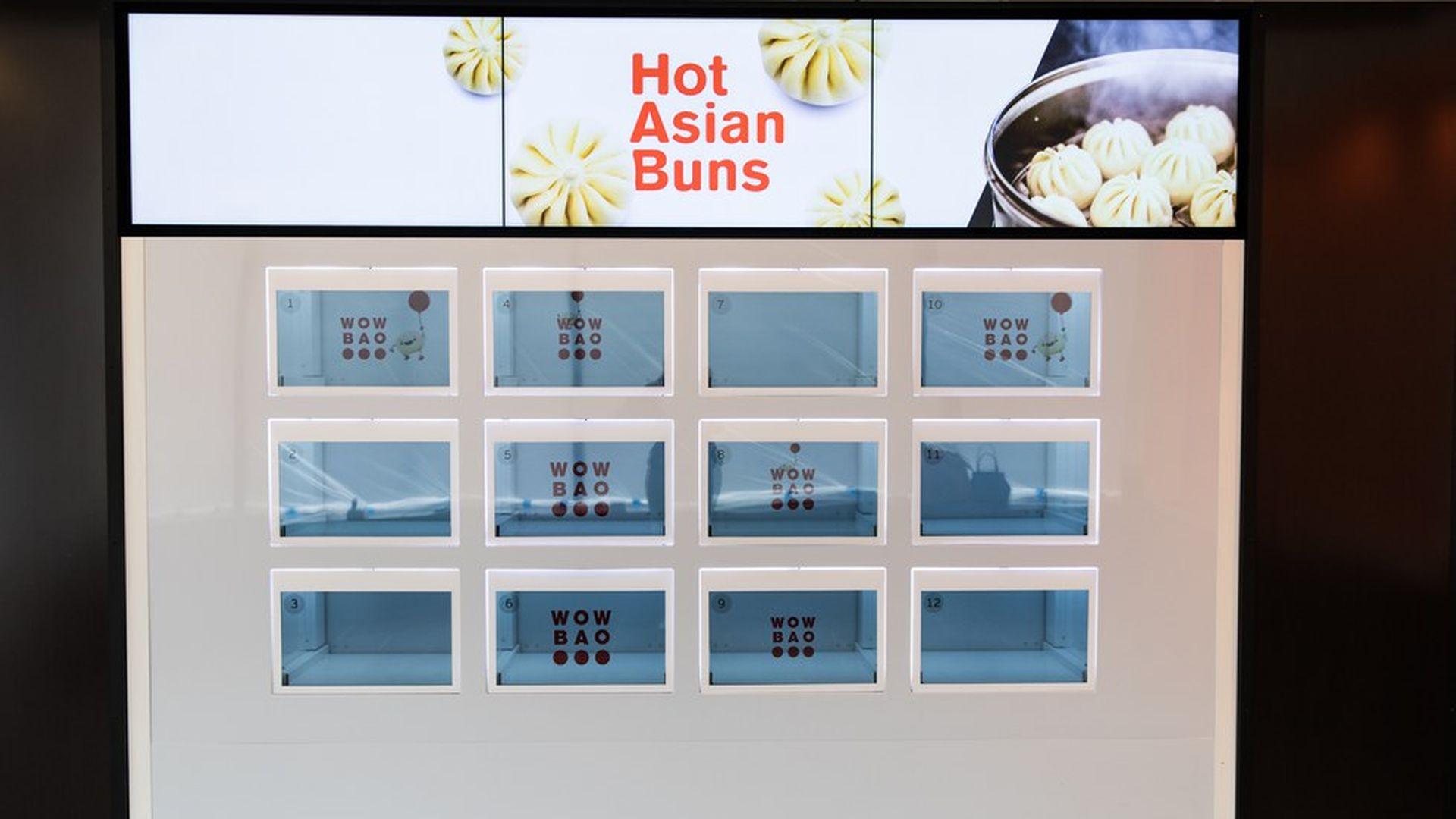 Eatsa's robot-assisted tech for restaurants heads to Chicago